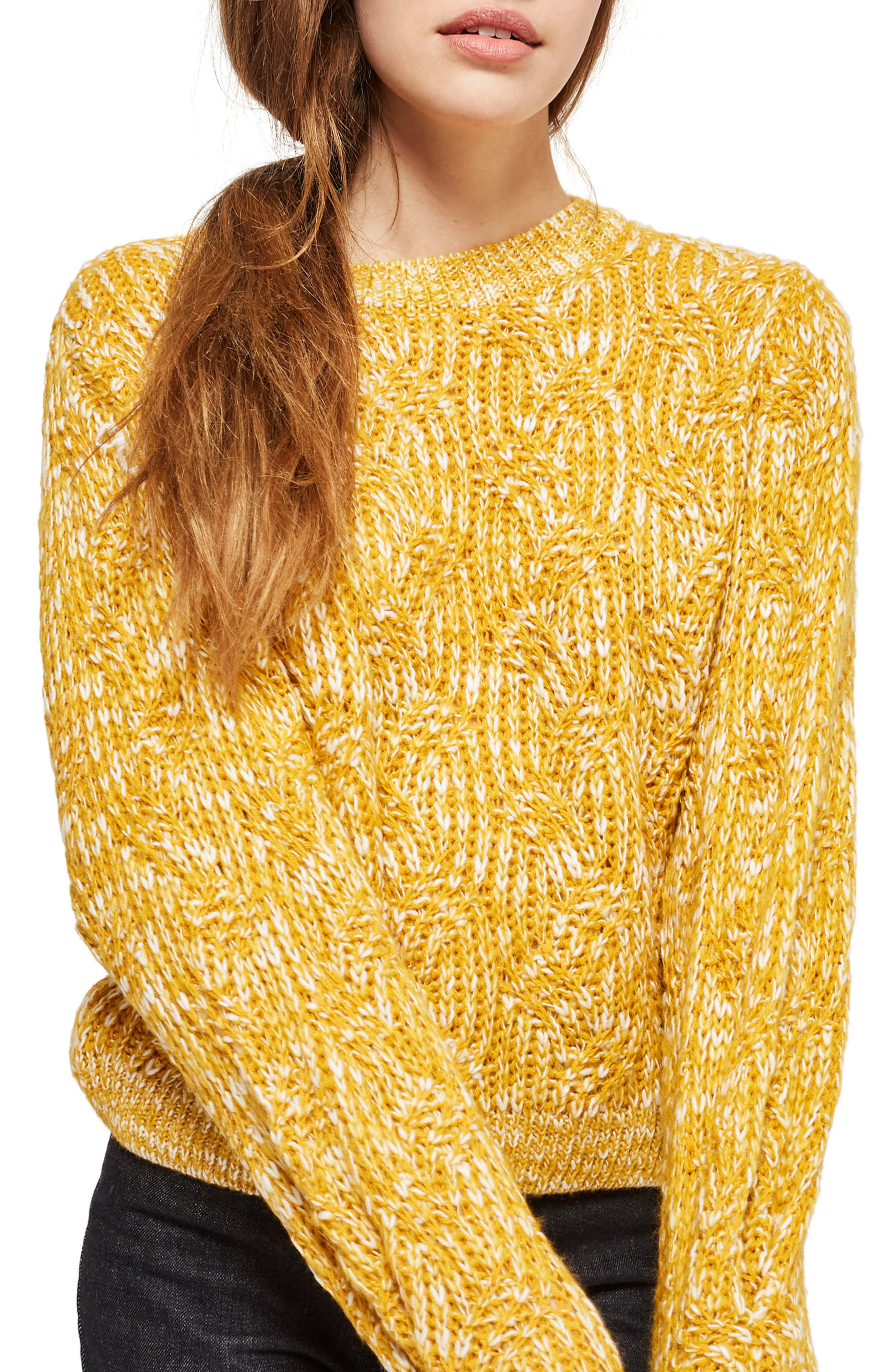 Swirl Tuck Sweater,                             Main thumbnail 2, color,