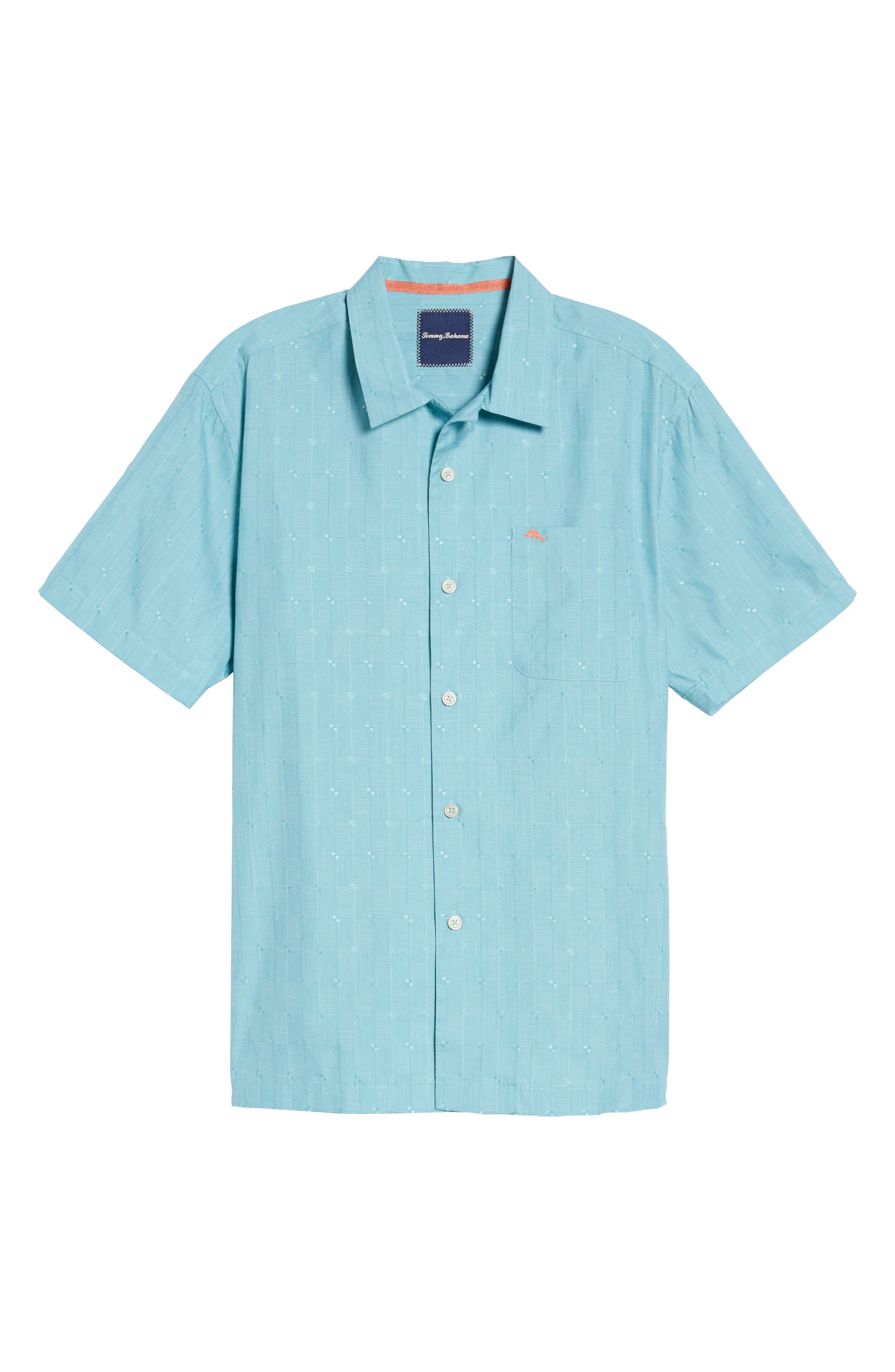 Cypress Sands Camp Shirt,                             Alternate thumbnail 6, color,