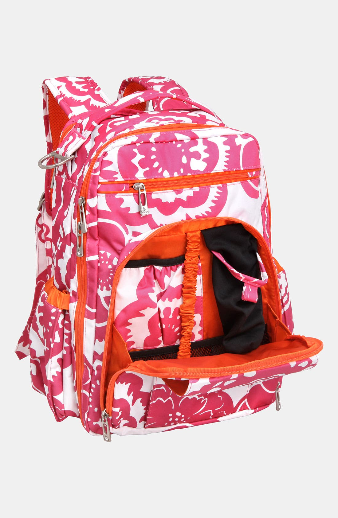 'Be Right Back' Diaper Backpack,                             Alternate thumbnail 51, color,