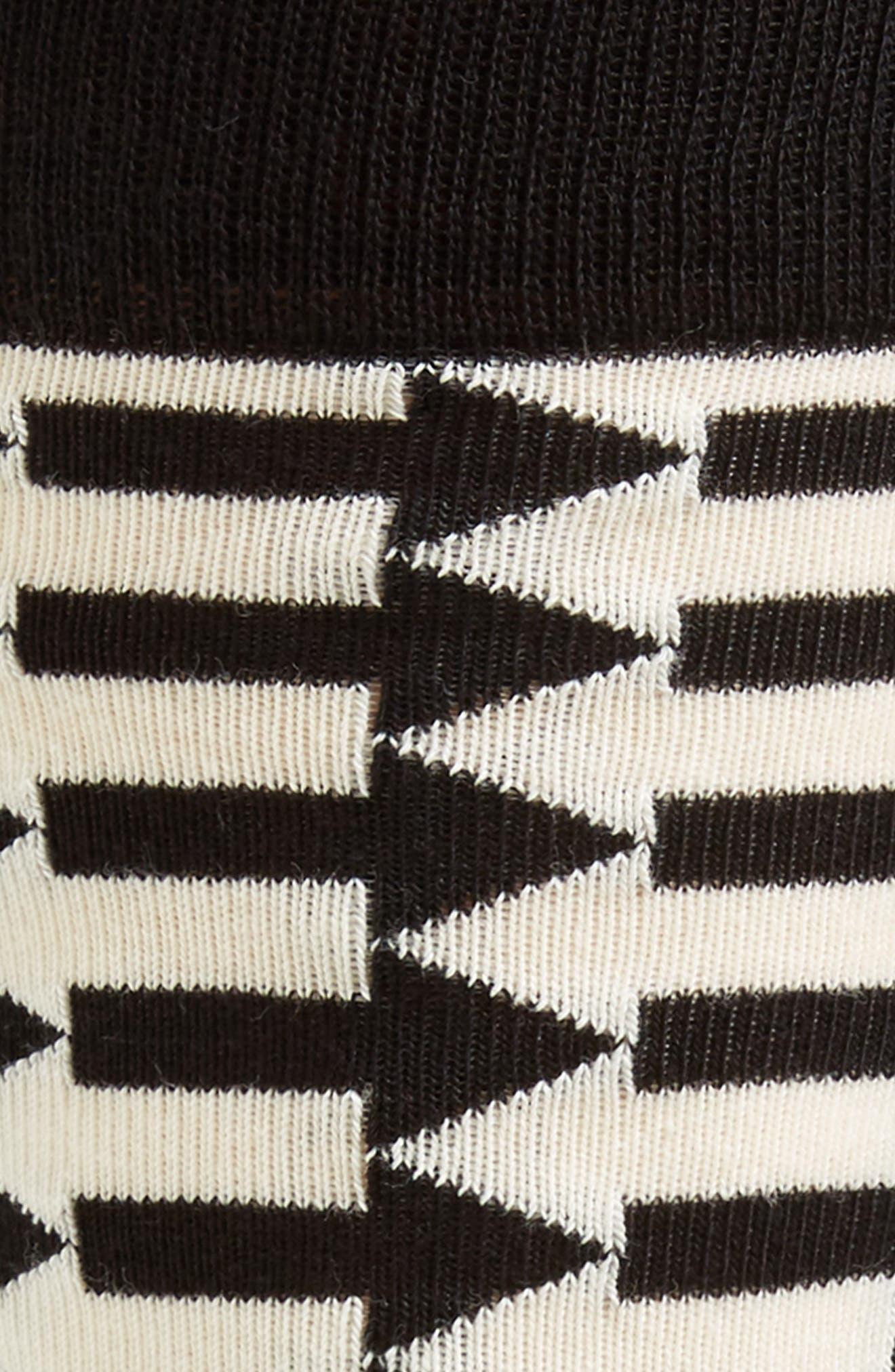Arrow Socks,                             Alternate thumbnail 2, color,                             009