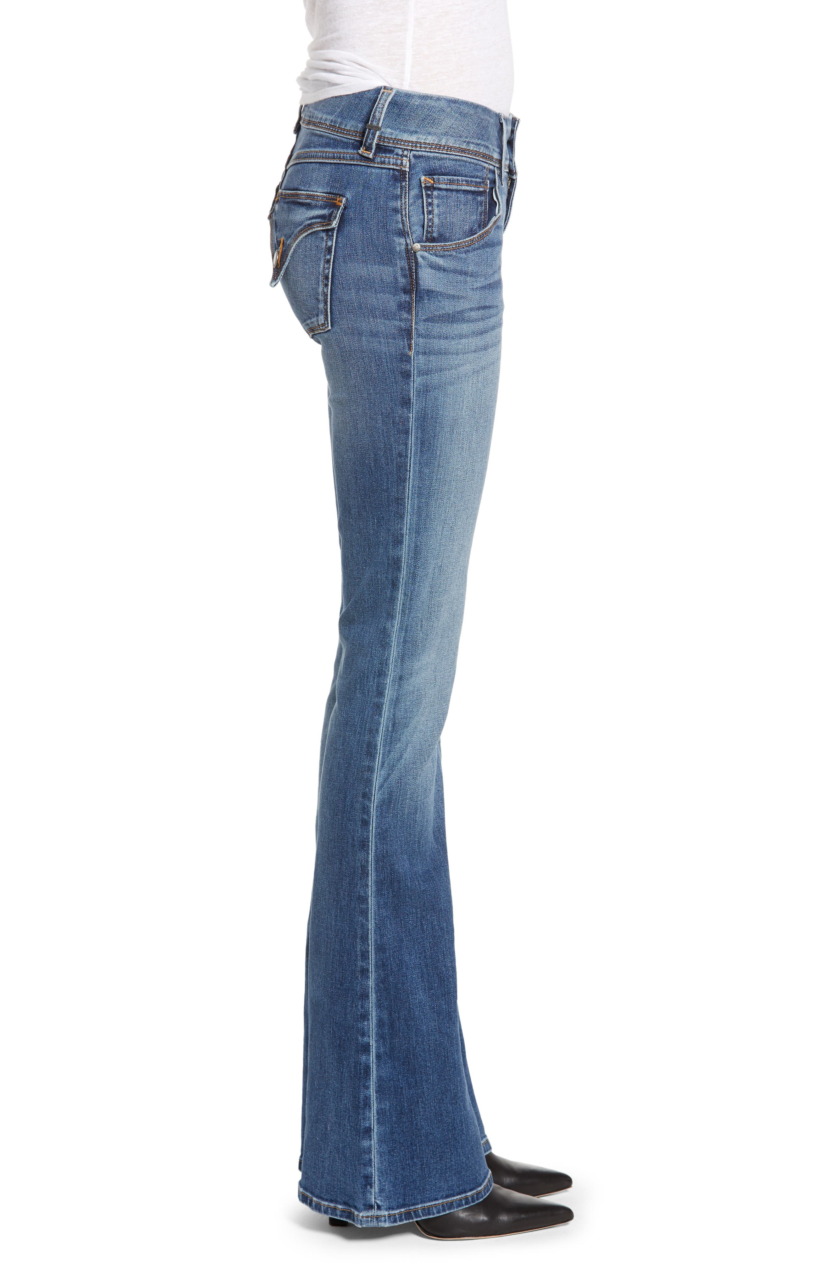 HUDSON JEANS,                             Signature Bootcut Jeans,                             Alternate thumbnail 4, color,                             OLYMPIC BLVD