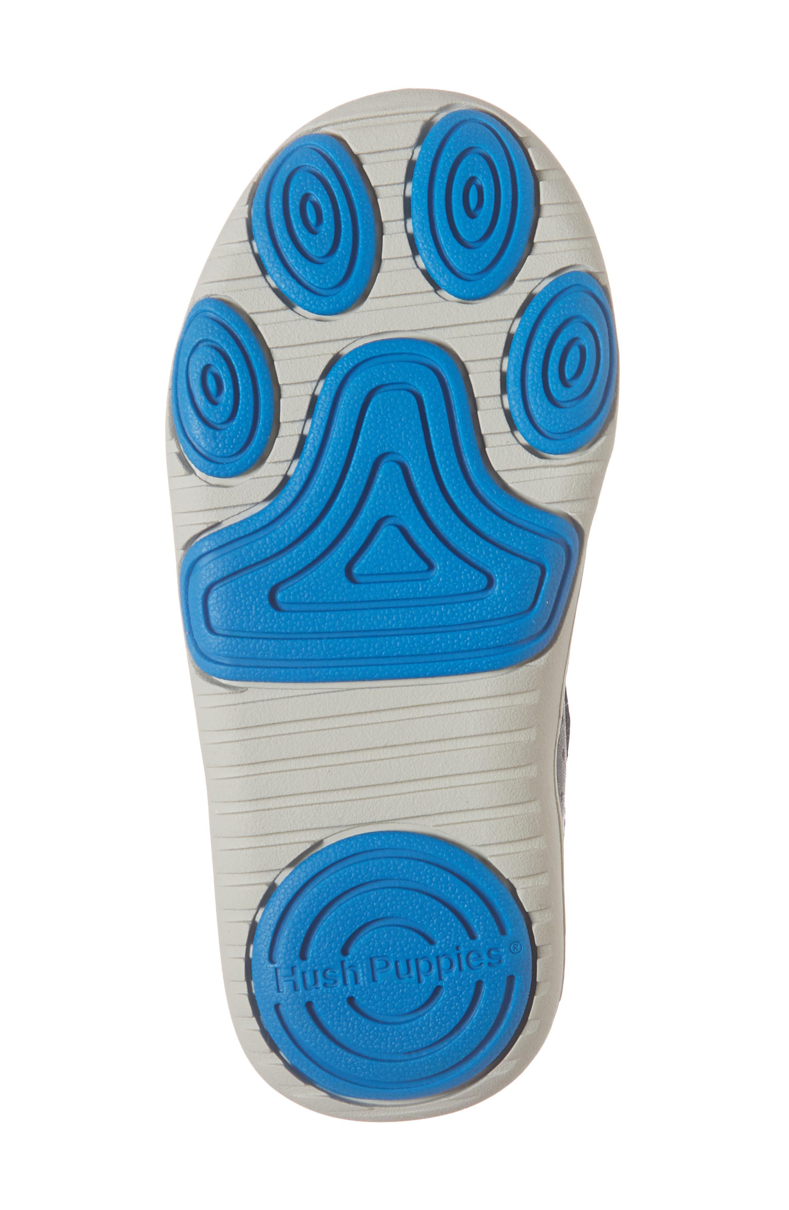 Jesse Sneaker,                             Alternate thumbnail 6, color,                             GREY