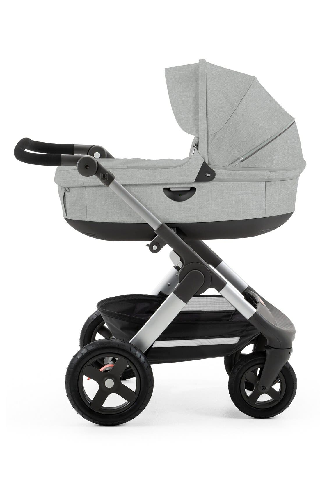 Trailz<sup>™</sup> All Terrain Stroller,                             Alternate thumbnail 3, color,                             GREY MELANGE