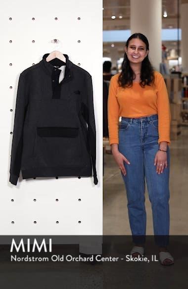 Alphabet City Fleece Pullover, sales video thumbnail