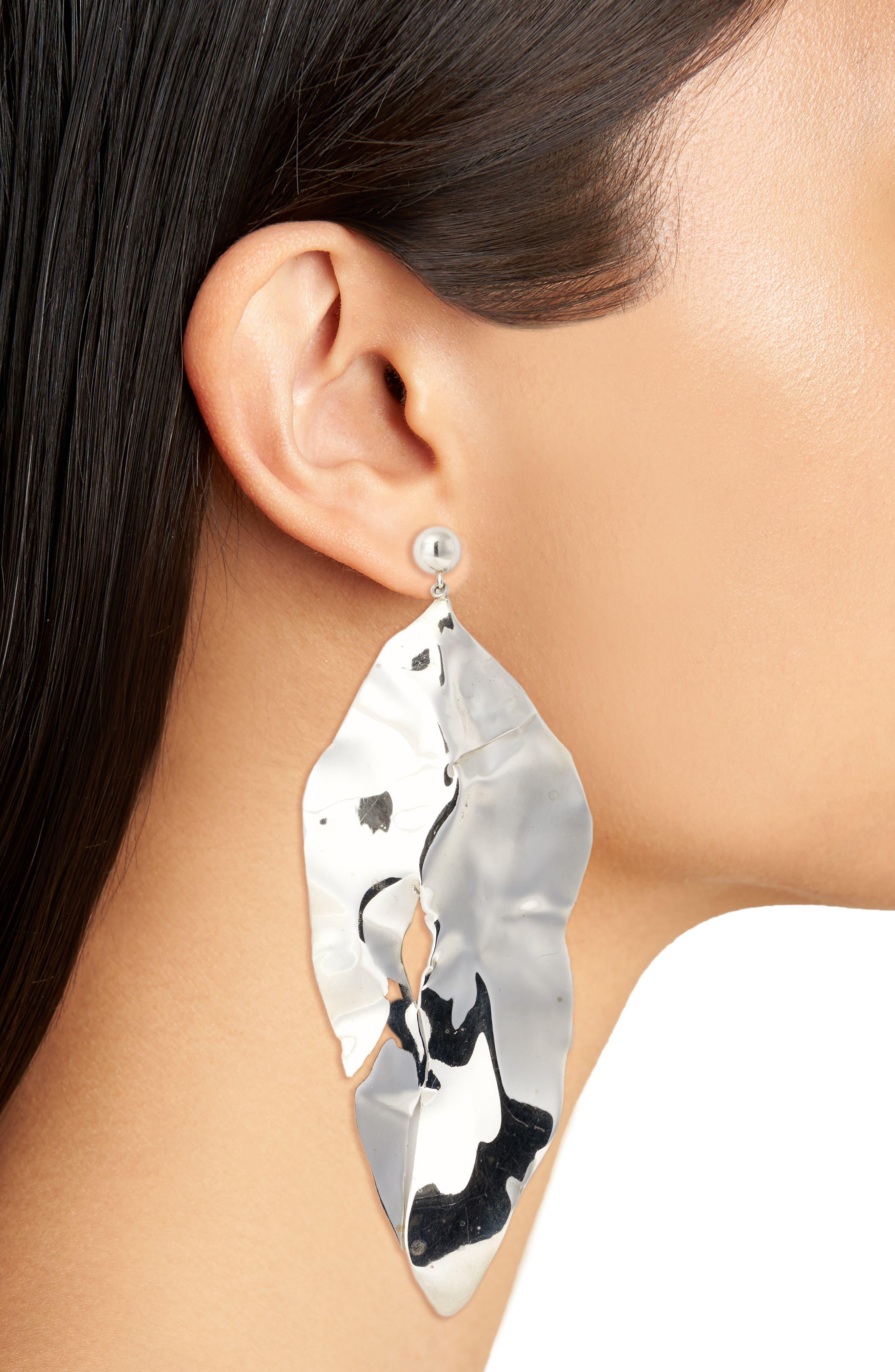 Wilke Drop Earrings,                             Alternate thumbnail 2, color,                             040
