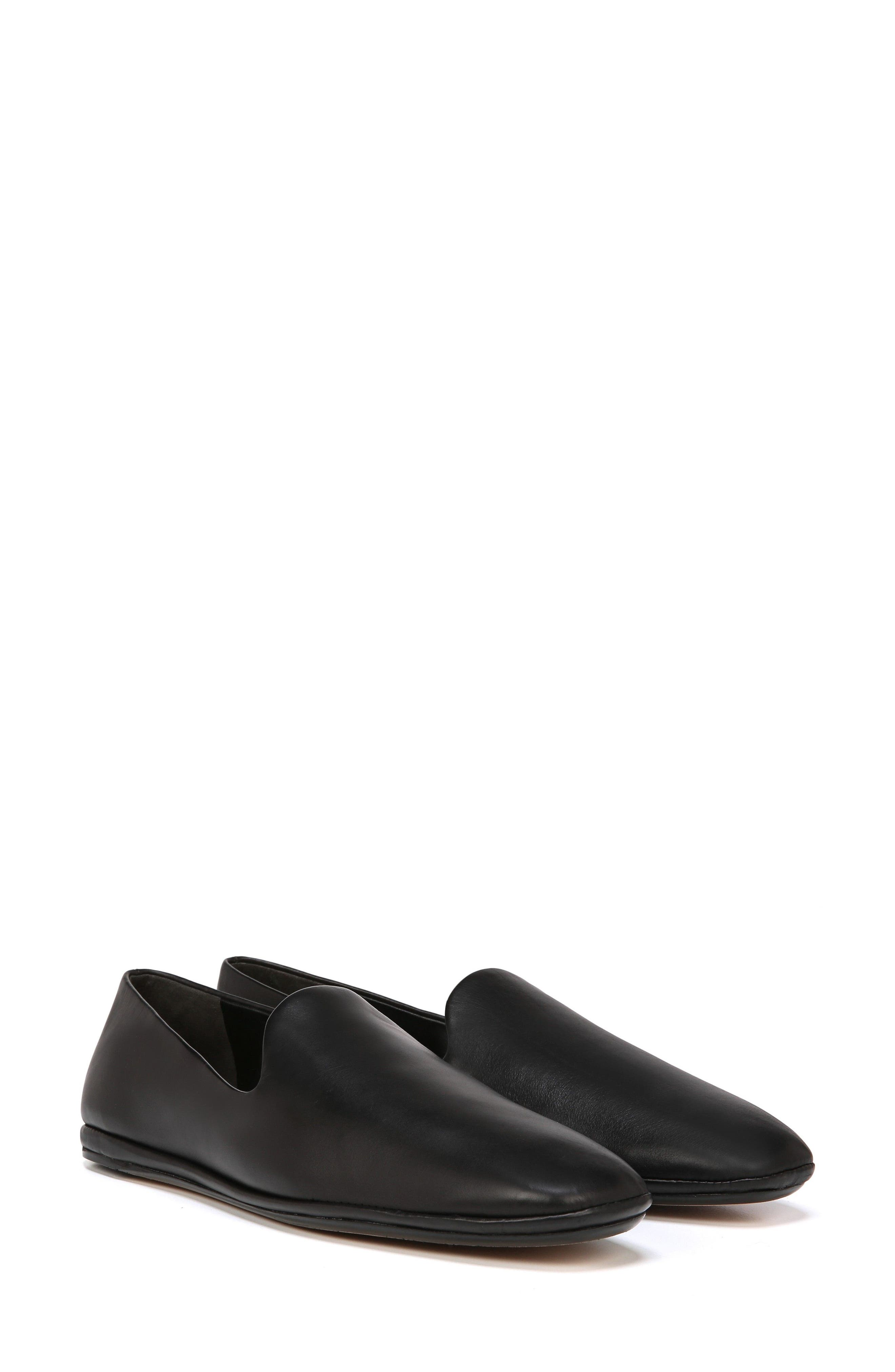 Paz Venetian Loafer,                             Alternate thumbnail 6, color,                             BLACK