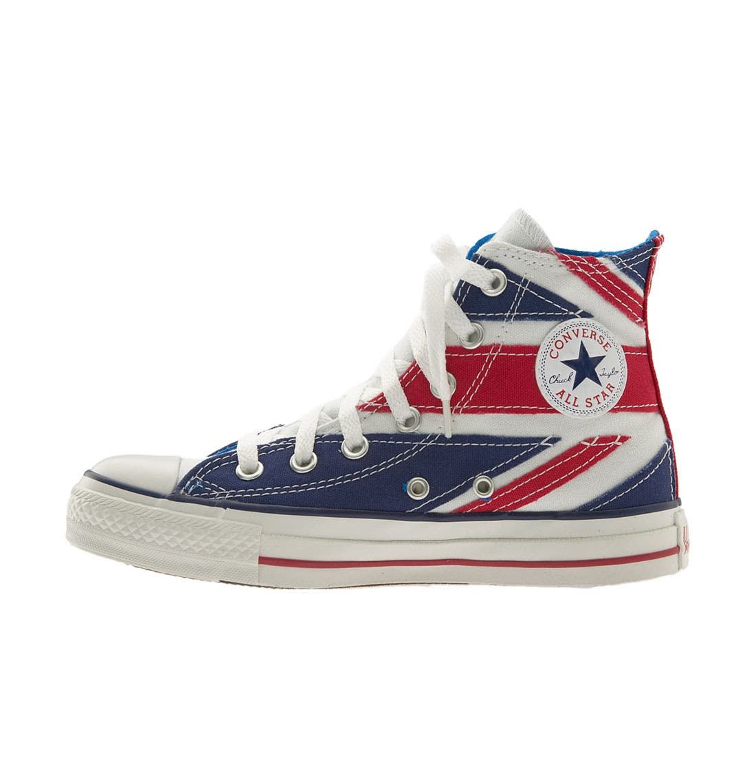 Chuck Taylor<sup>®</sup> 'Rock Hi - The Who' Sneaker,                             Alternate thumbnail 2, color,                             158
