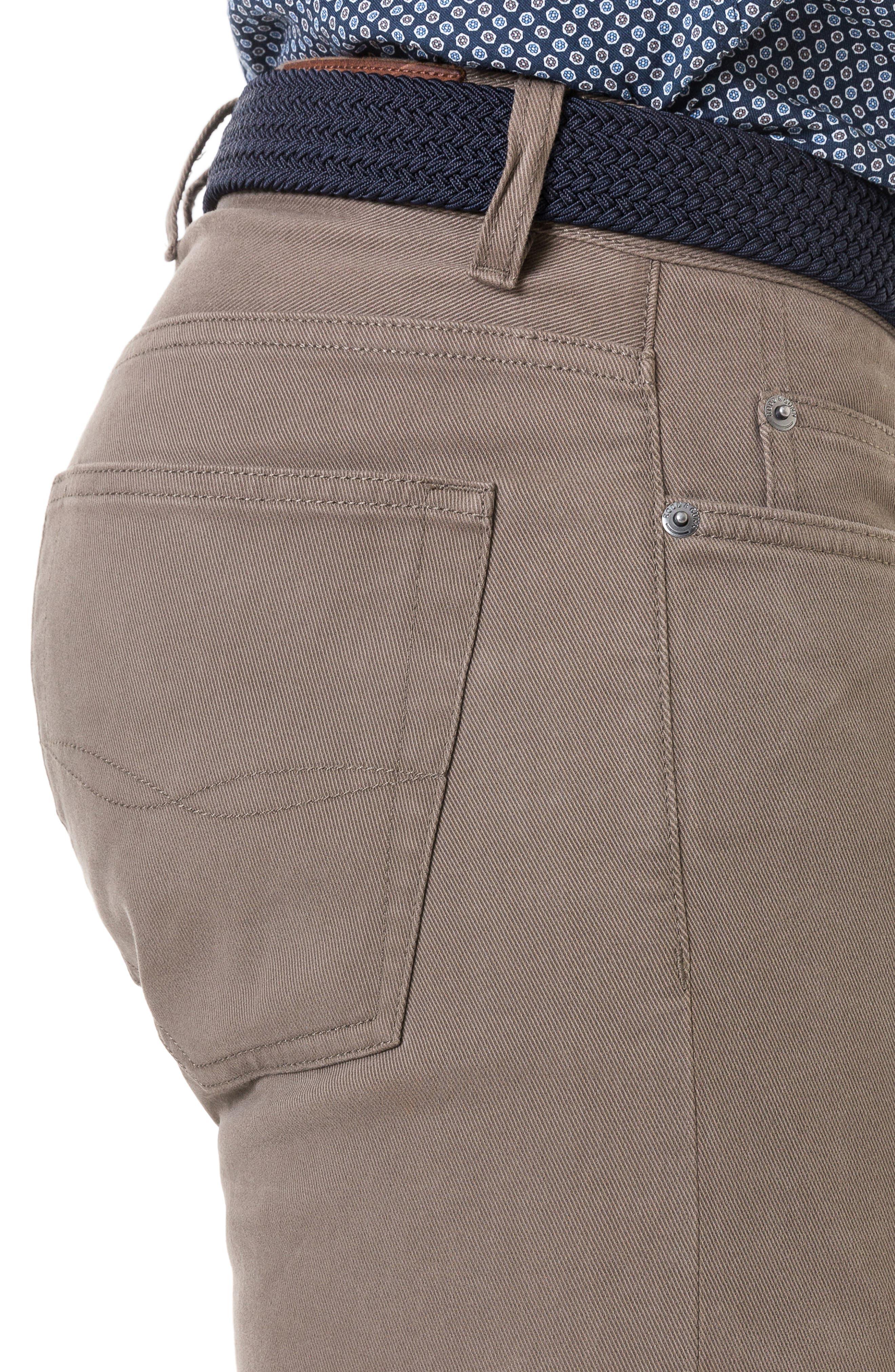 Hawdon Straight Leg Jeans,                             Alternate thumbnail 2, color,                             CLAY