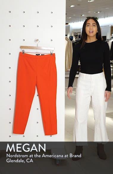 Martie Cotton Blend Pants, sales video thumbnail
