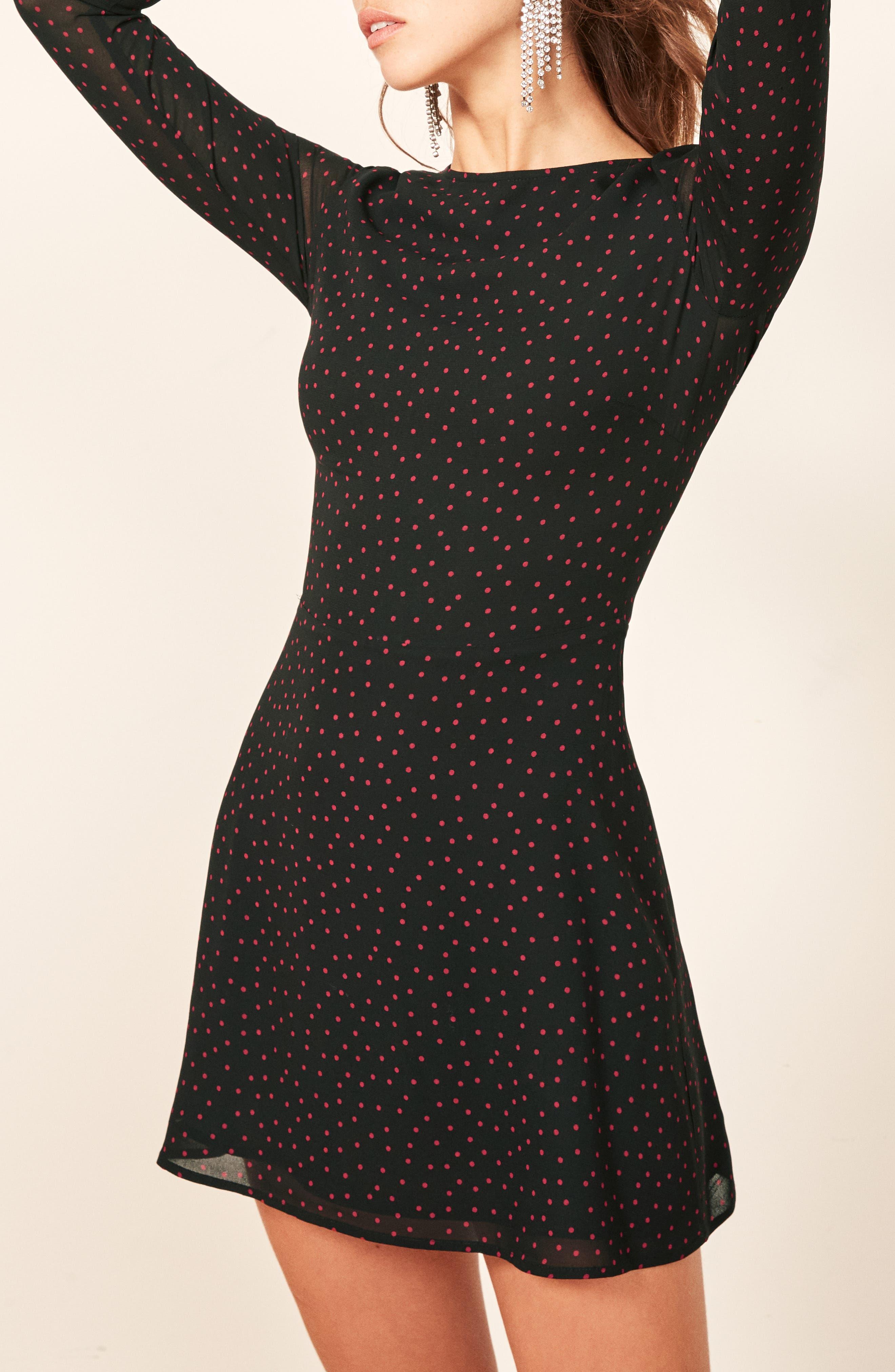 Mayra Dress,                             Alternate thumbnail 4, color,                             NATALIA