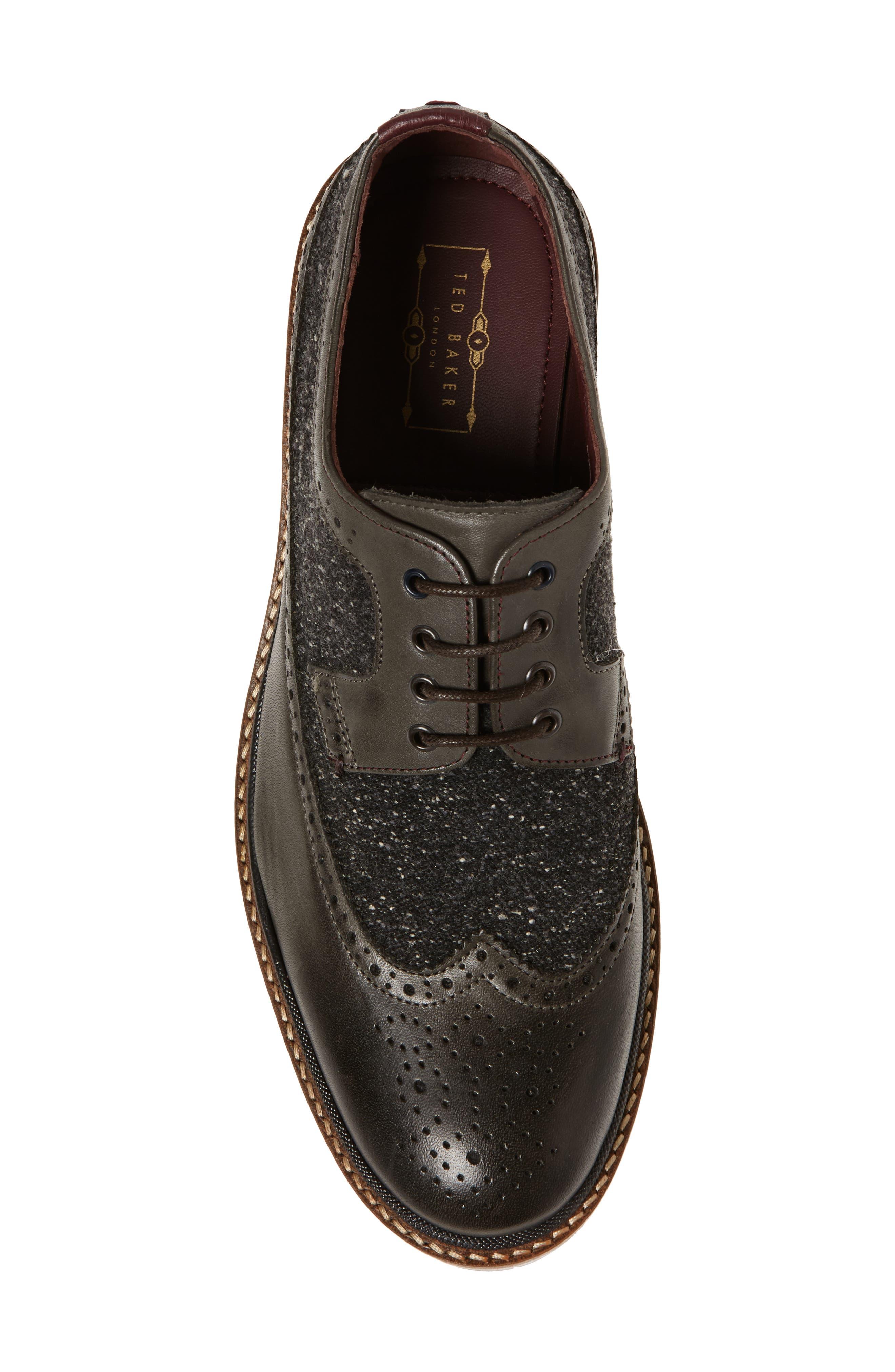 Casbo Spectator Shoe,                             Alternate thumbnail 5, color,                             080