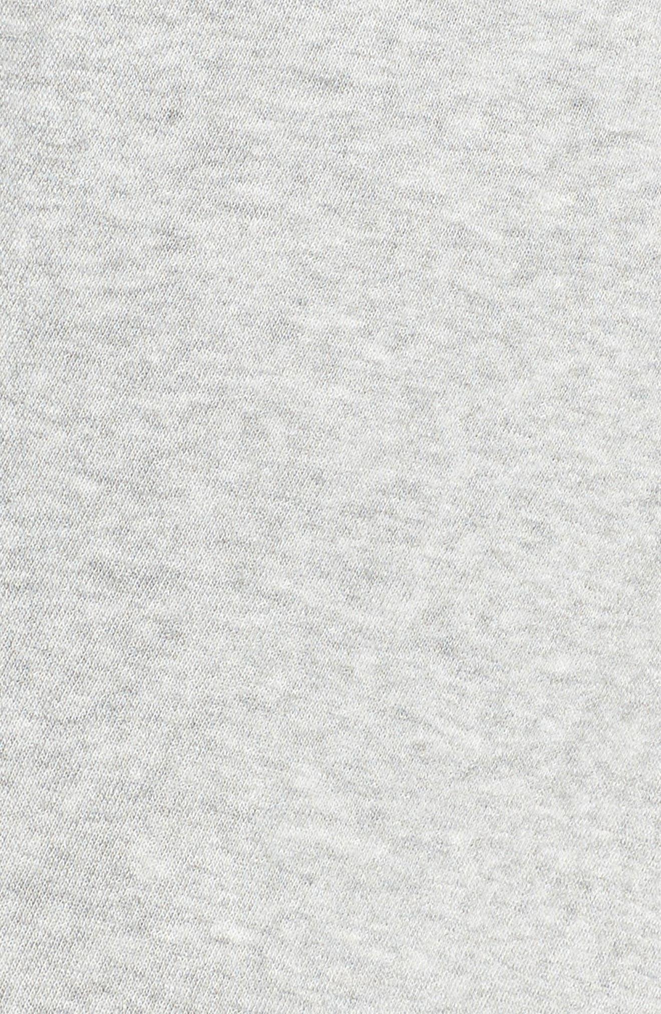 Dreamy Jogger Pants,                             Alternate thumbnail 5, color,                             GREY HEATHER