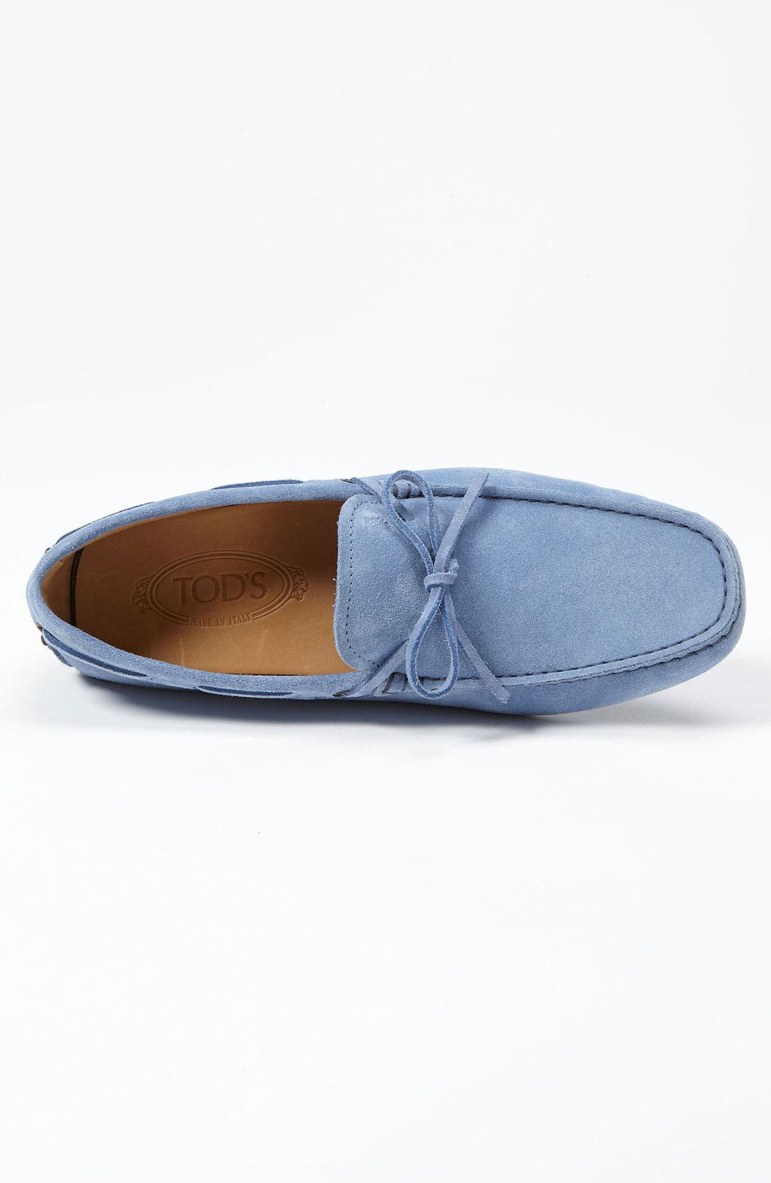 Gommini Tie Front Driving Moccasin,                             Alternate thumbnail 32, color,