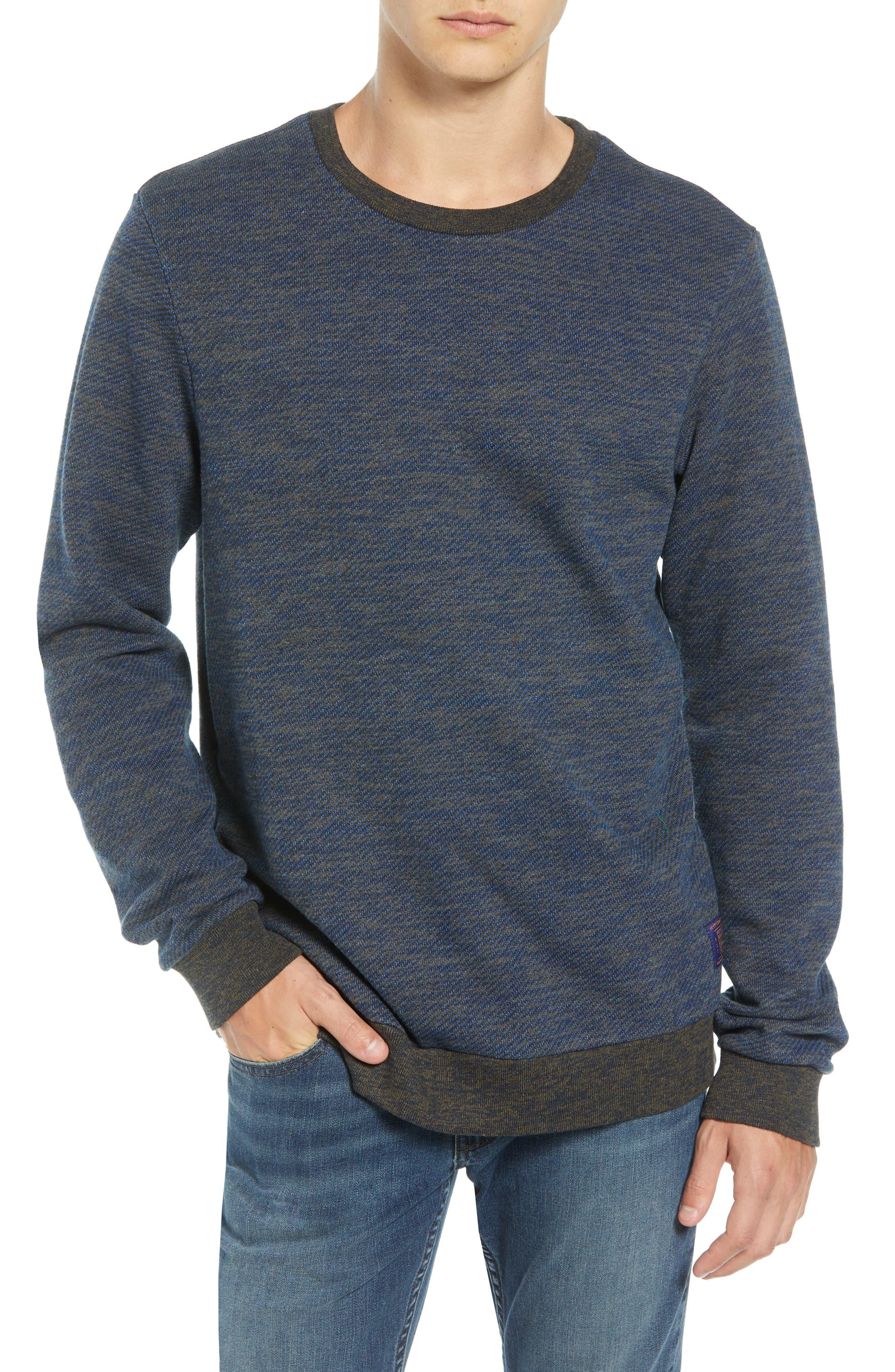 SCOTCH & SODA Crewneck Sweatshirt, Main, color, 410