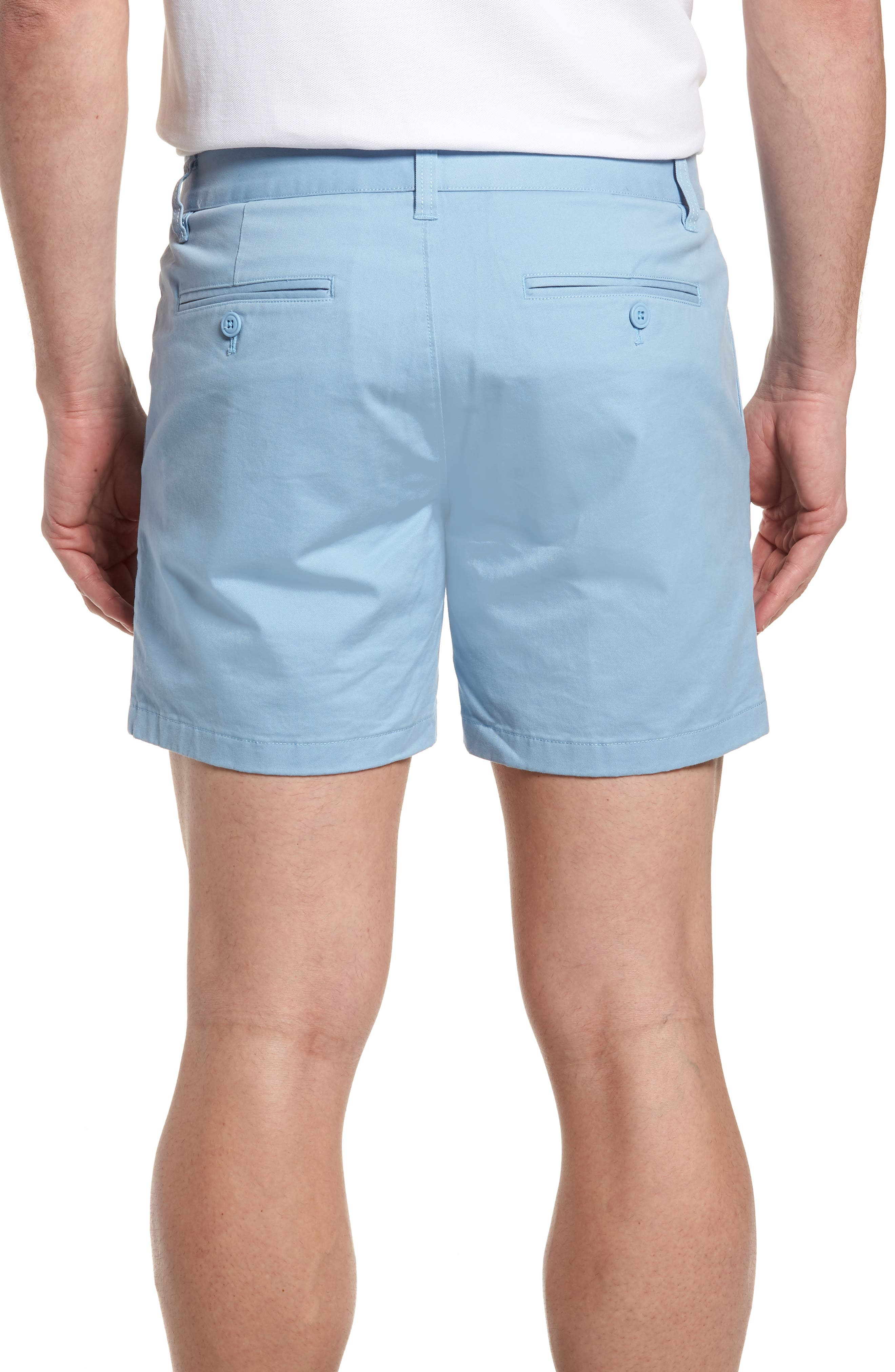 Stretch Washed Chino 5-Inch Shorts,                             Alternate thumbnail 39, color,