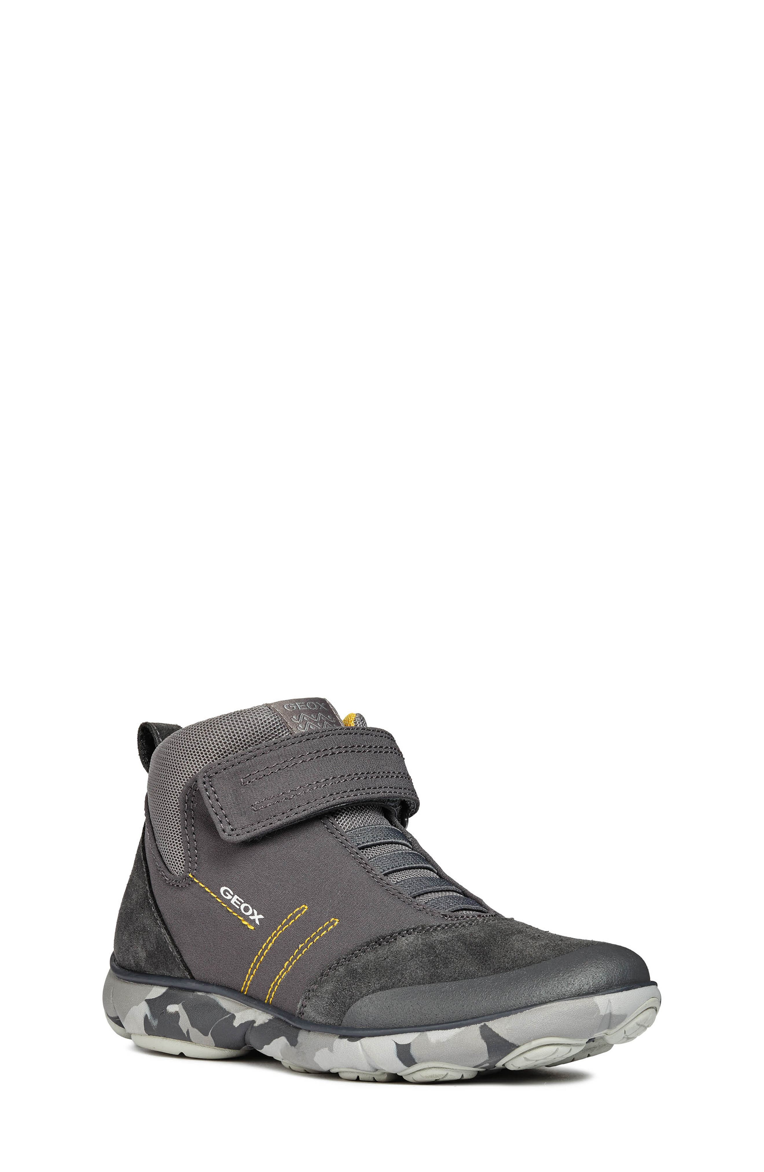 Nebula Boot,                         Main,                         color, GREY/YELLOW