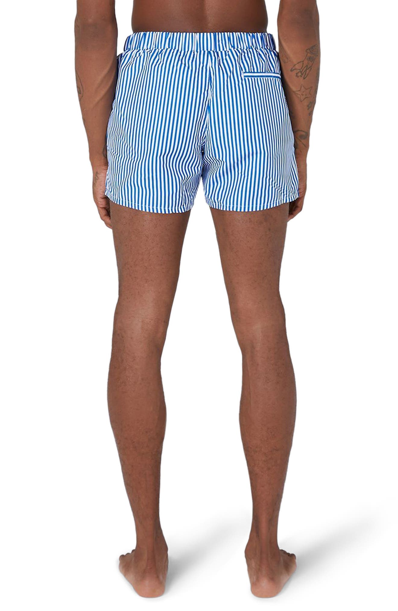 Stripe Swim Trunks,                             Alternate thumbnail 2, color,                             420