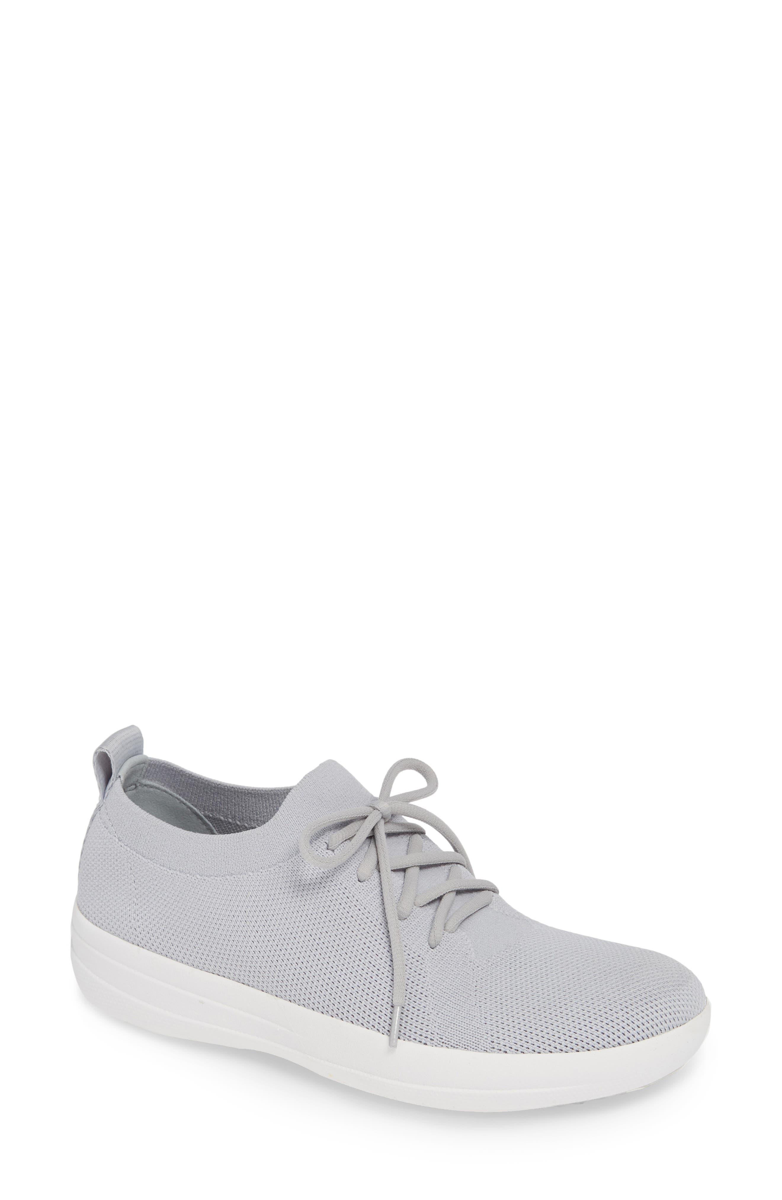 F-Sporty Uberknit<sup>™</sup> Sneaker,                             Main thumbnail 1, color,                             PEARL FABRIC