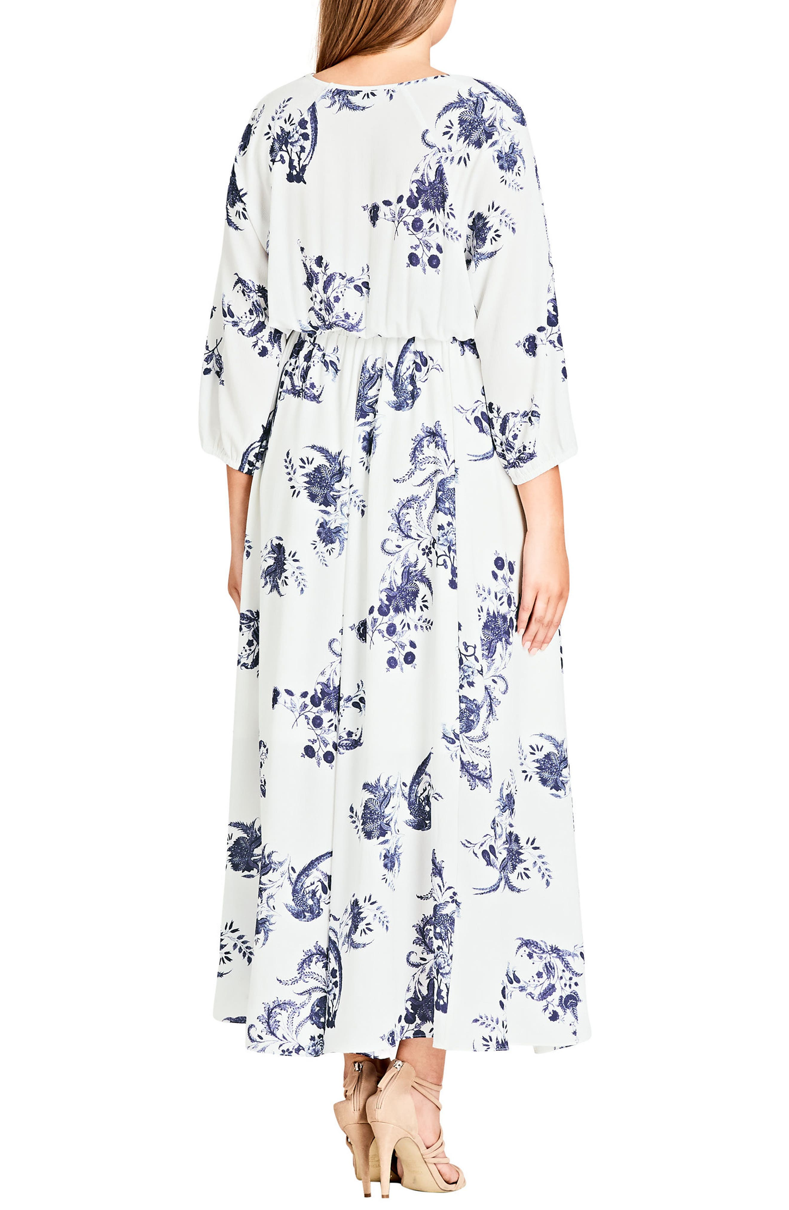 Shinjuku Maxi Dress,                             Alternate thumbnail 2, color,                             SHINJUKU