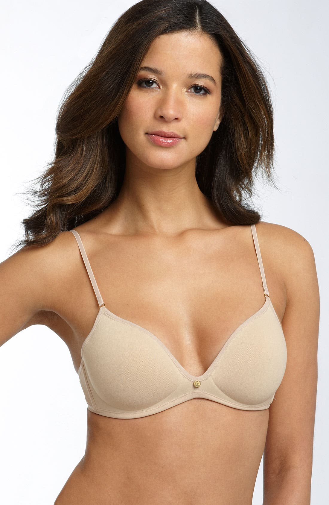'Understated 137025' Wireless Contour Bra,                             Main thumbnail 1, color,                             214
