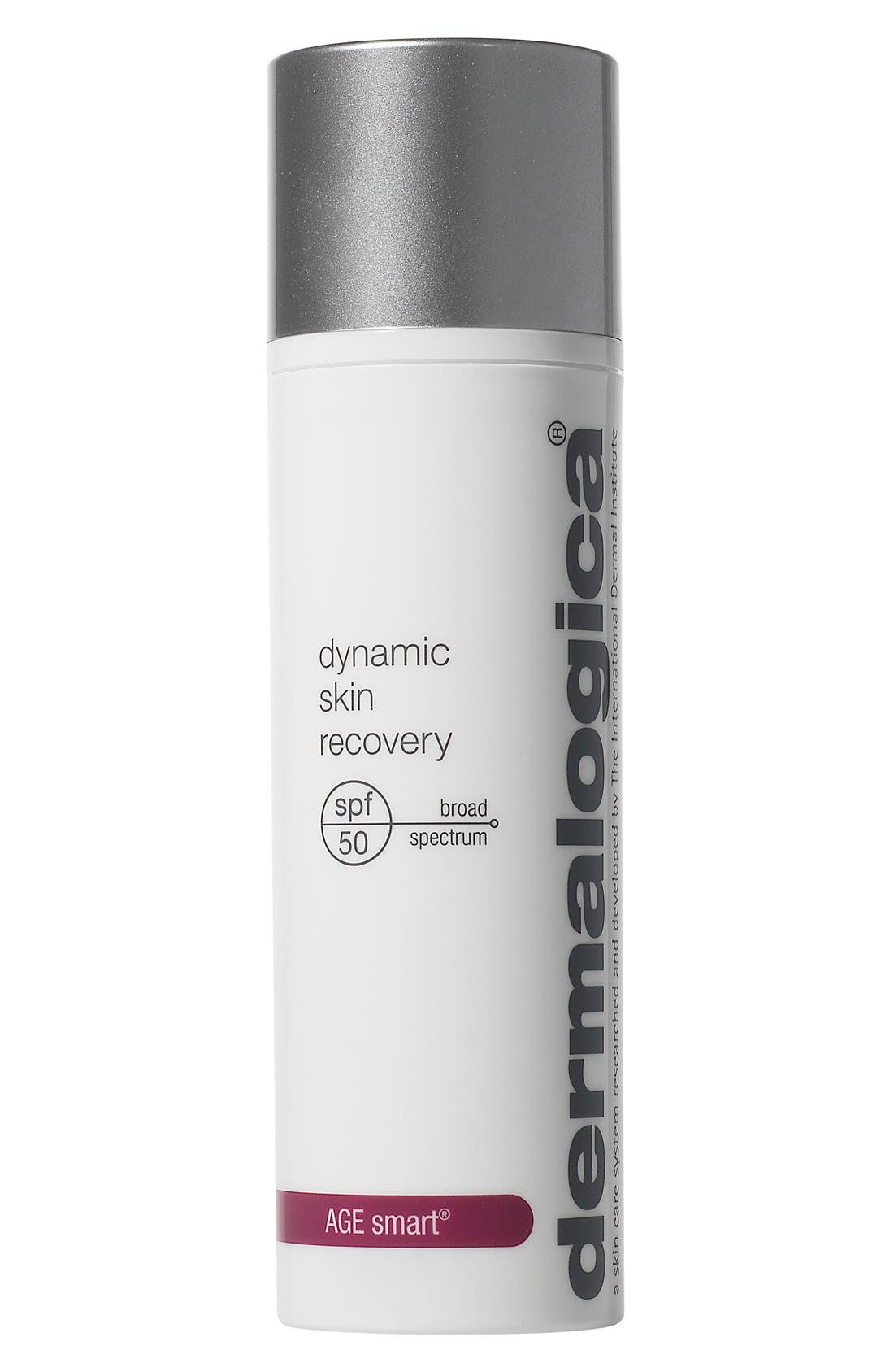 Dynamic Skin Recovery SPF 50,                         Main,                         color, NO COLOR