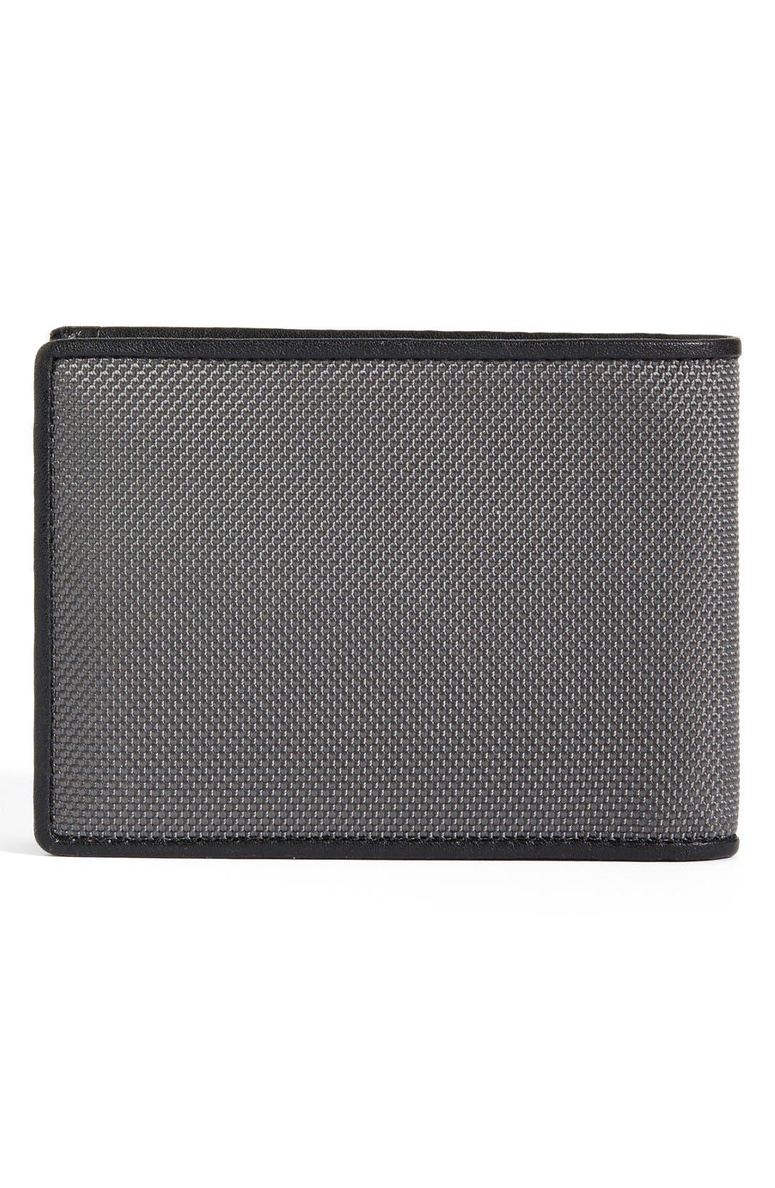 Alpha Ballistic Nylon Wallet,                             Alternate thumbnail 3, color,                             034