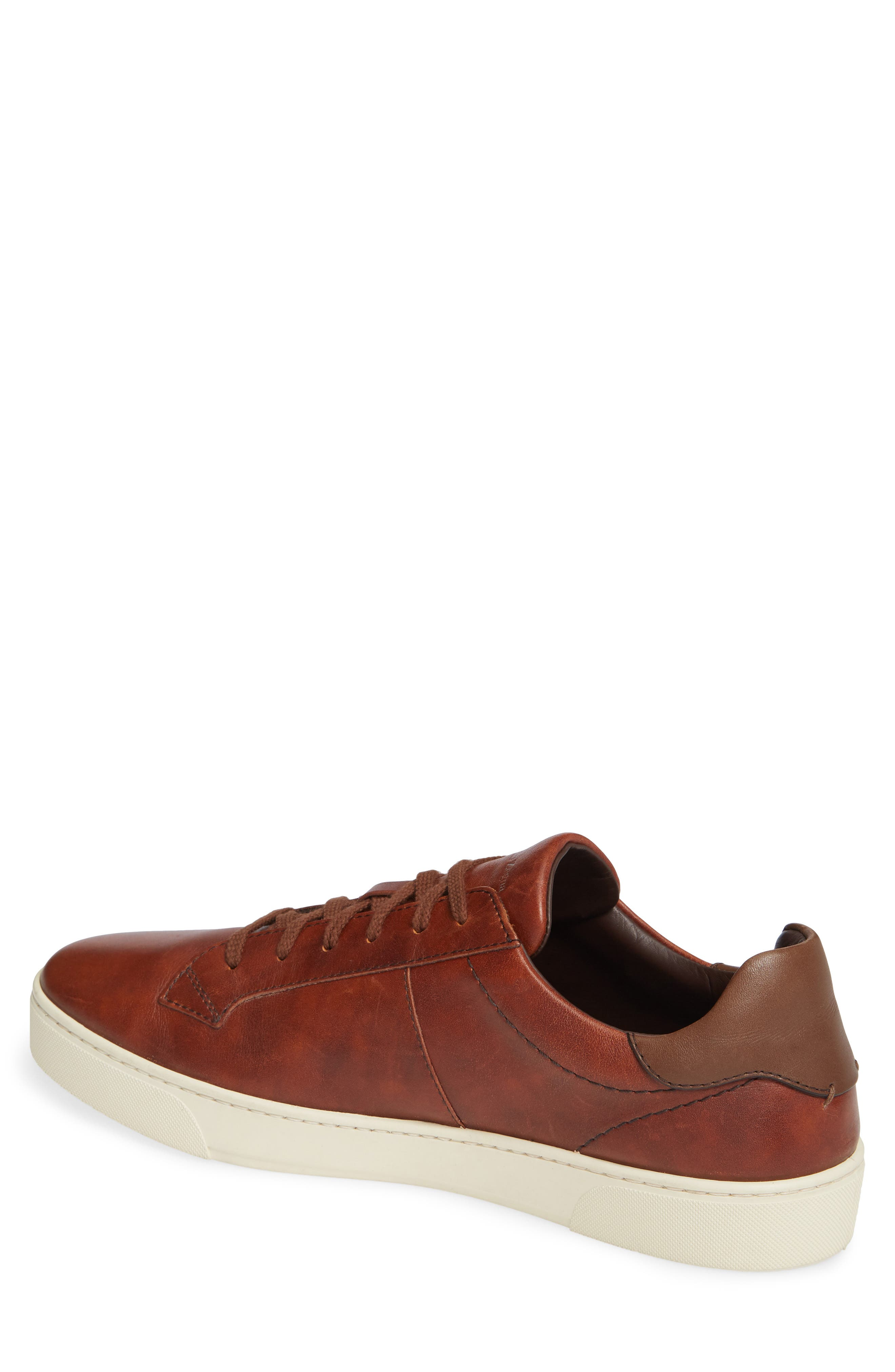 Sneaker,                             Alternate thumbnail 2, color,                             BROWN