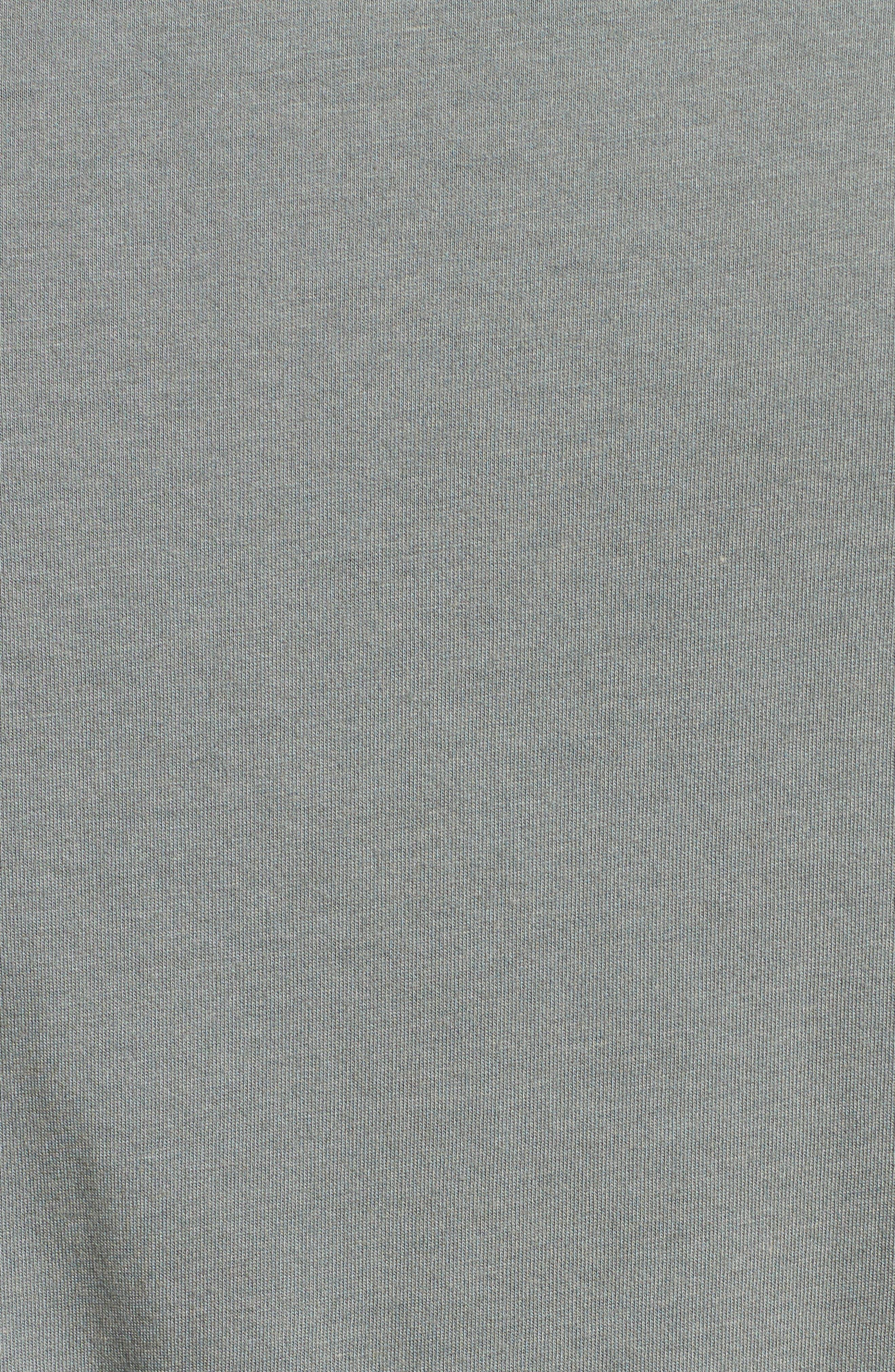 Sliced Sleeve T-Shirt,                             Alternate thumbnail 5, color,                             381