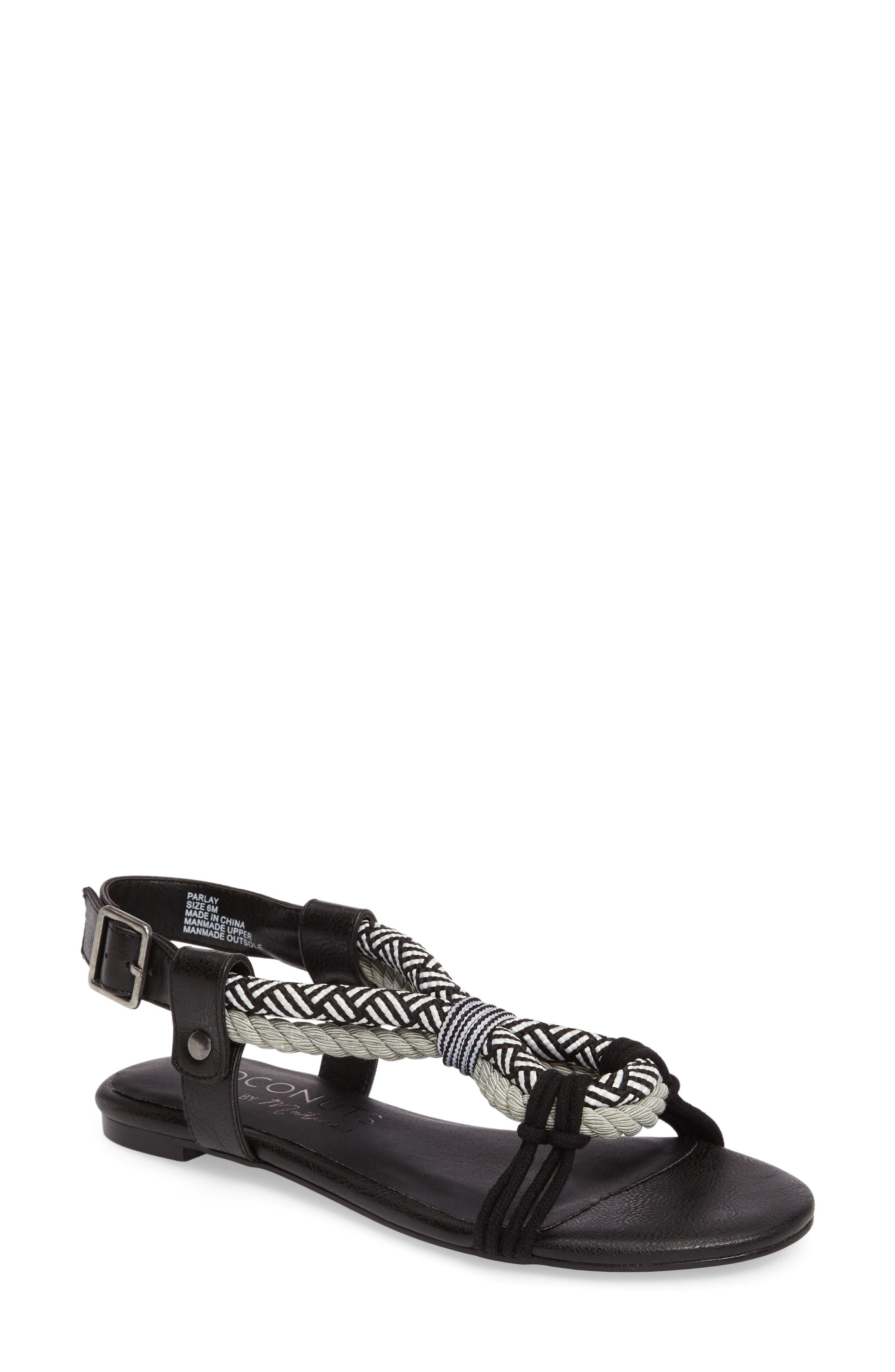 Matisse Parlay Sandal,                         Main,                         color, 002
