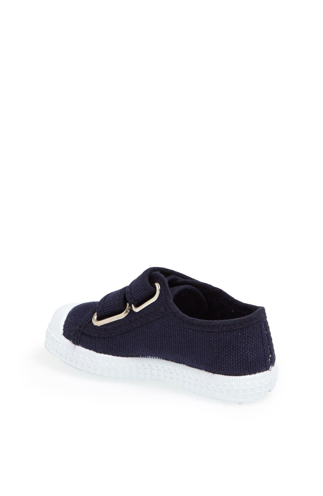 Canvas Sneaker,                             Alternate thumbnail 2, color,                             400