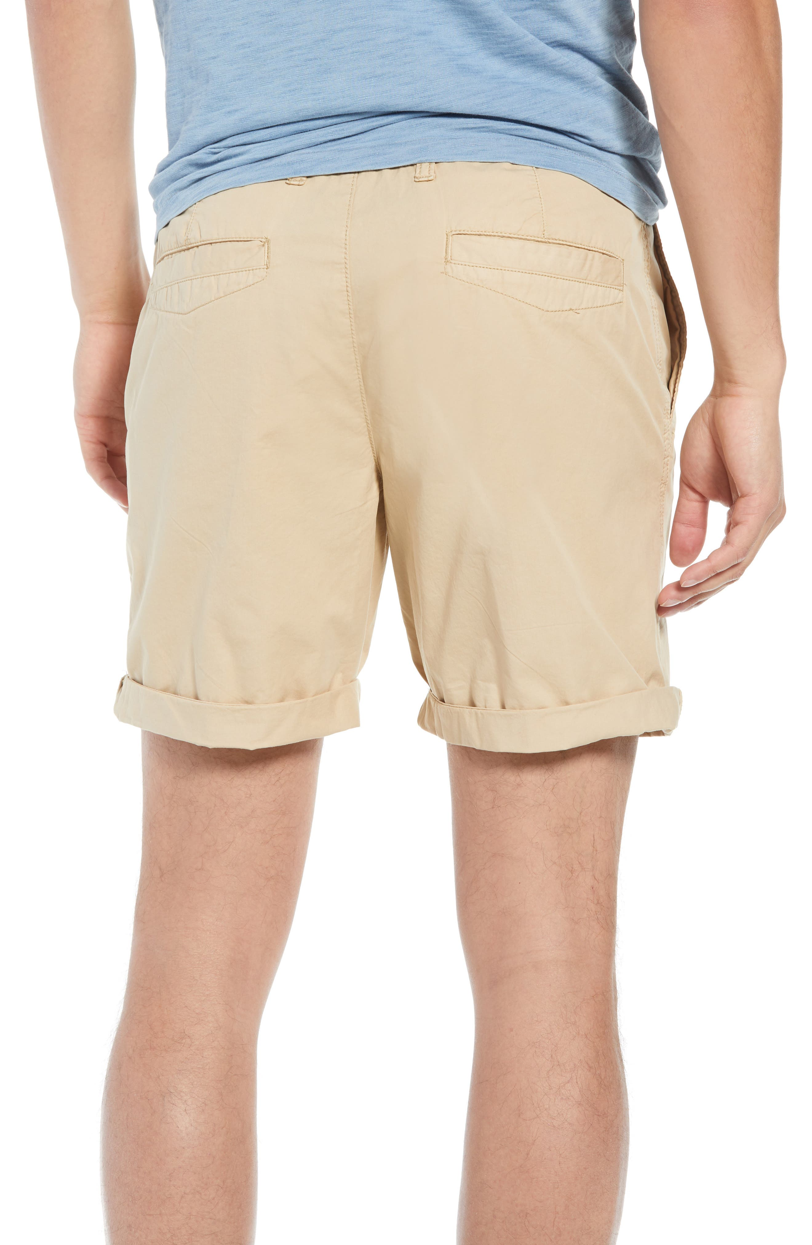Washed Cuffed Shorts,                             Alternate thumbnail 2, color,                             260