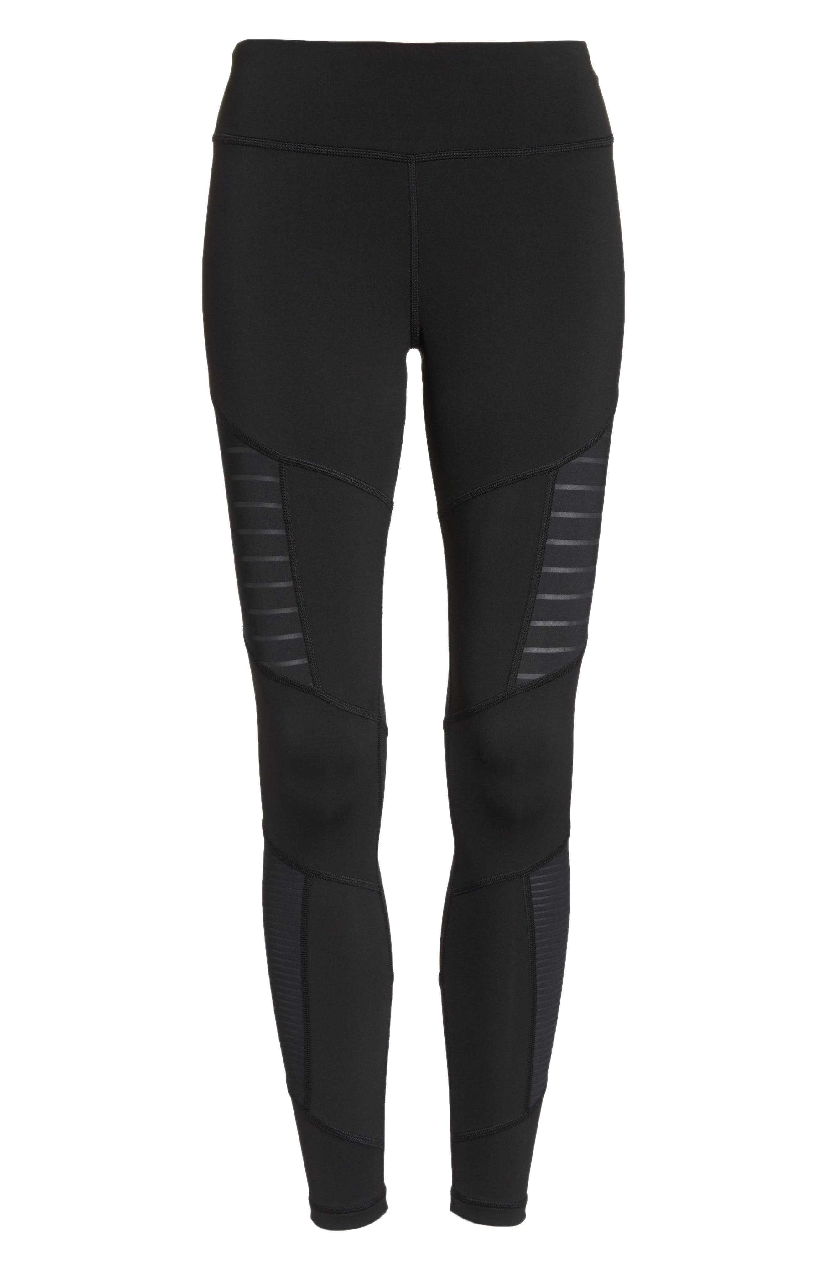Mesh Leggings,                             Alternate thumbnail 7, color,                             005