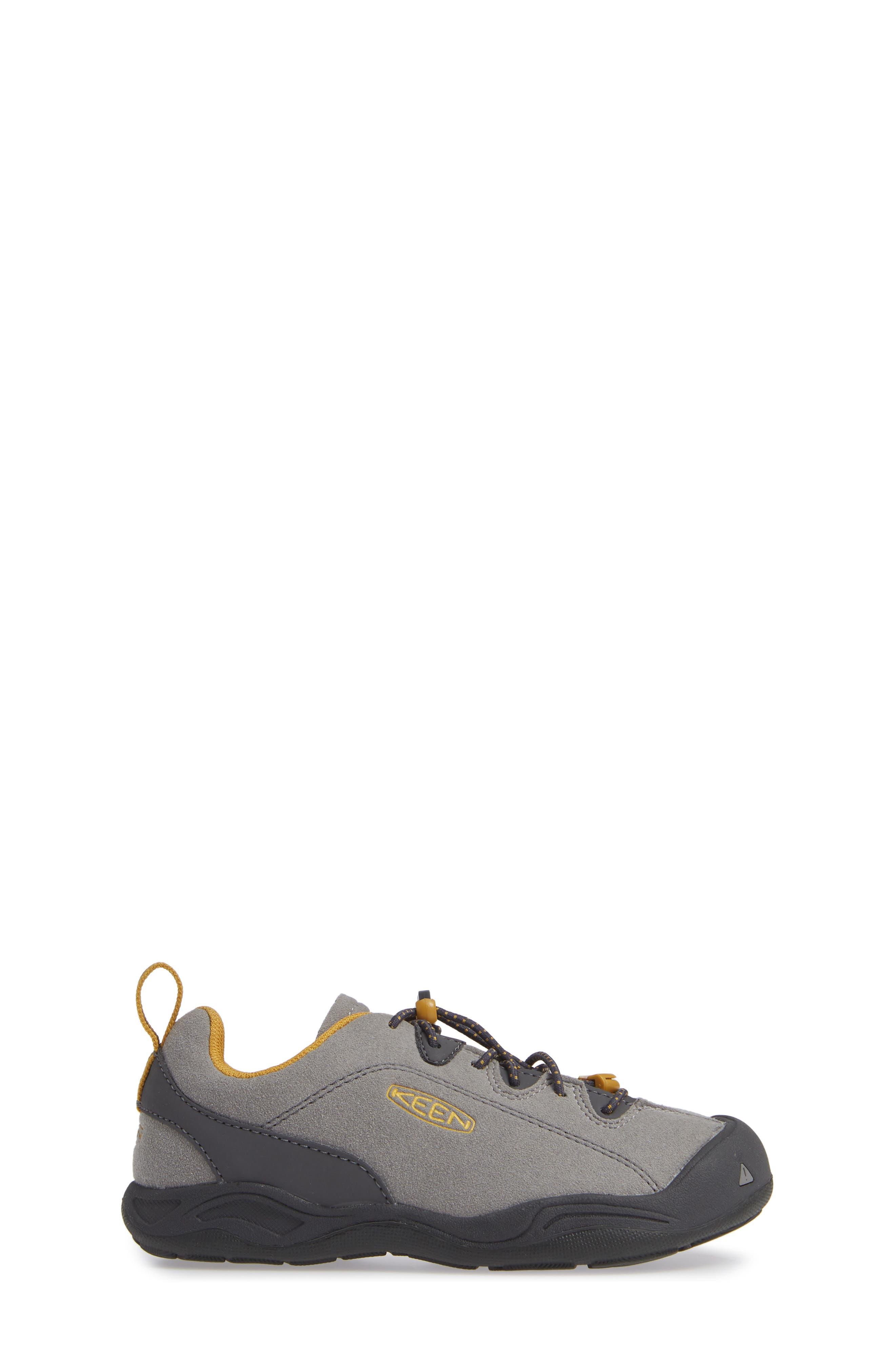 Jasper Sneaker,                             Alternate thumbnail 3, color,                             GREY/ ARROWWOOD