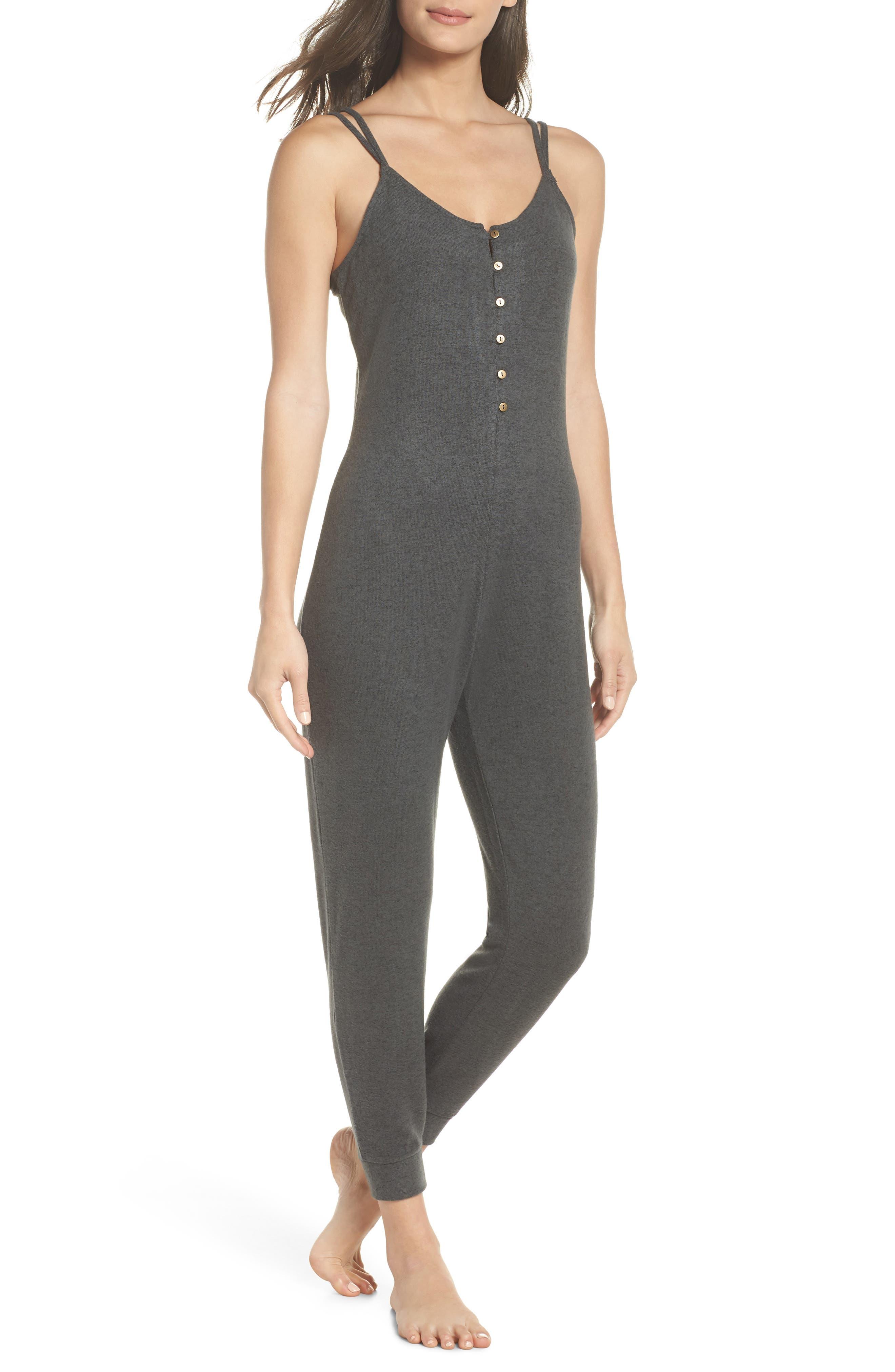 Hacci Lounge Jumpsuit,                         Main,                         color, 021