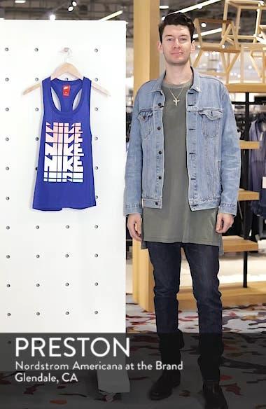 Sportswear Logo Graphic Tank, sales video thumbnail