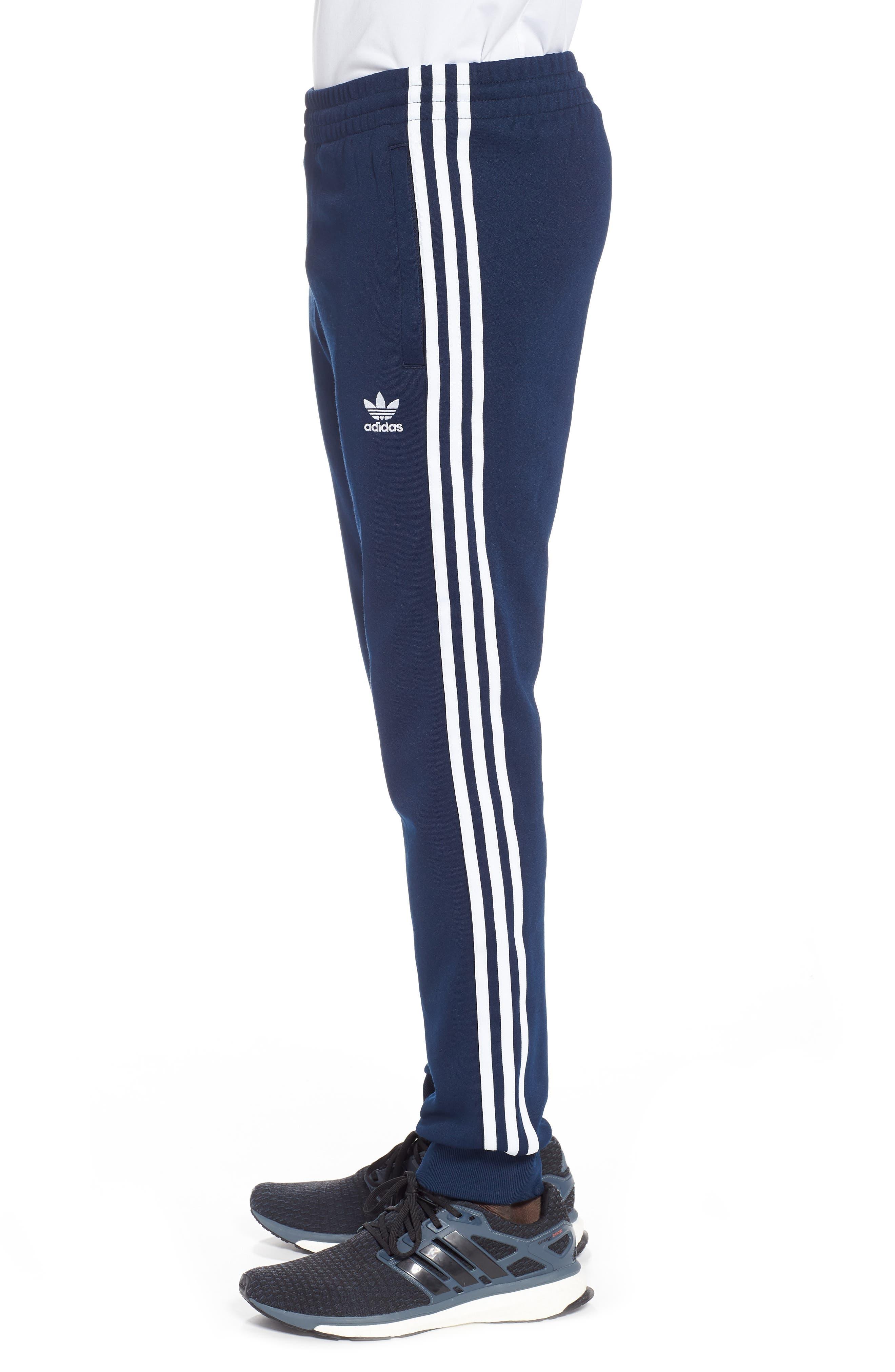 adidas Original SST Track Pants,                             Alternate thumbnail 2, color,                             COLLEGIATE NAVY