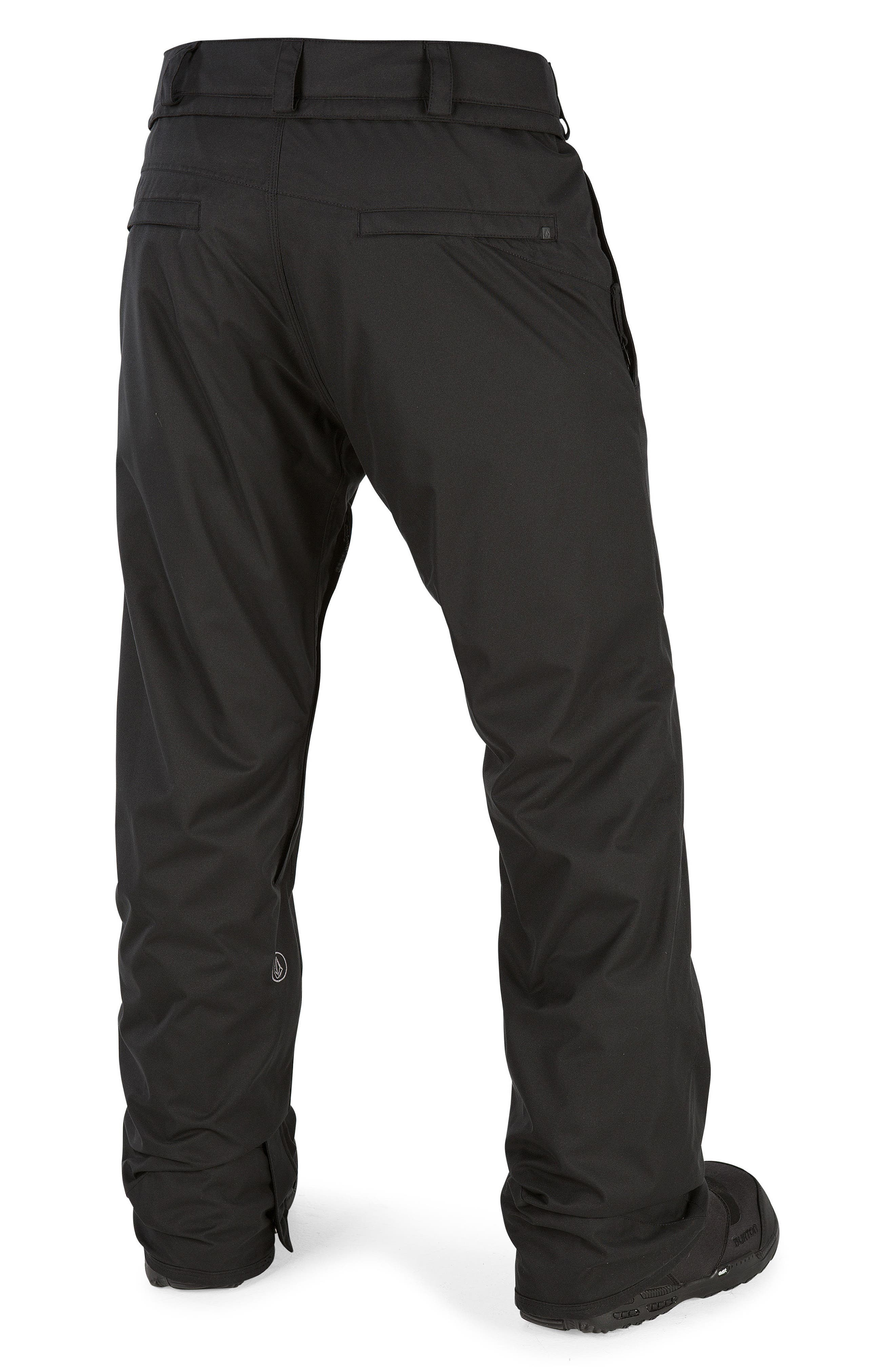 Weatherproof Snow Chino Pants,                             Alternate thumbnail 7, color,                             001