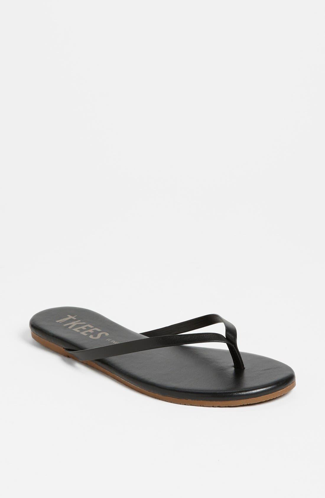 'Liners' Flip Flop,                         Main,                         color, 001