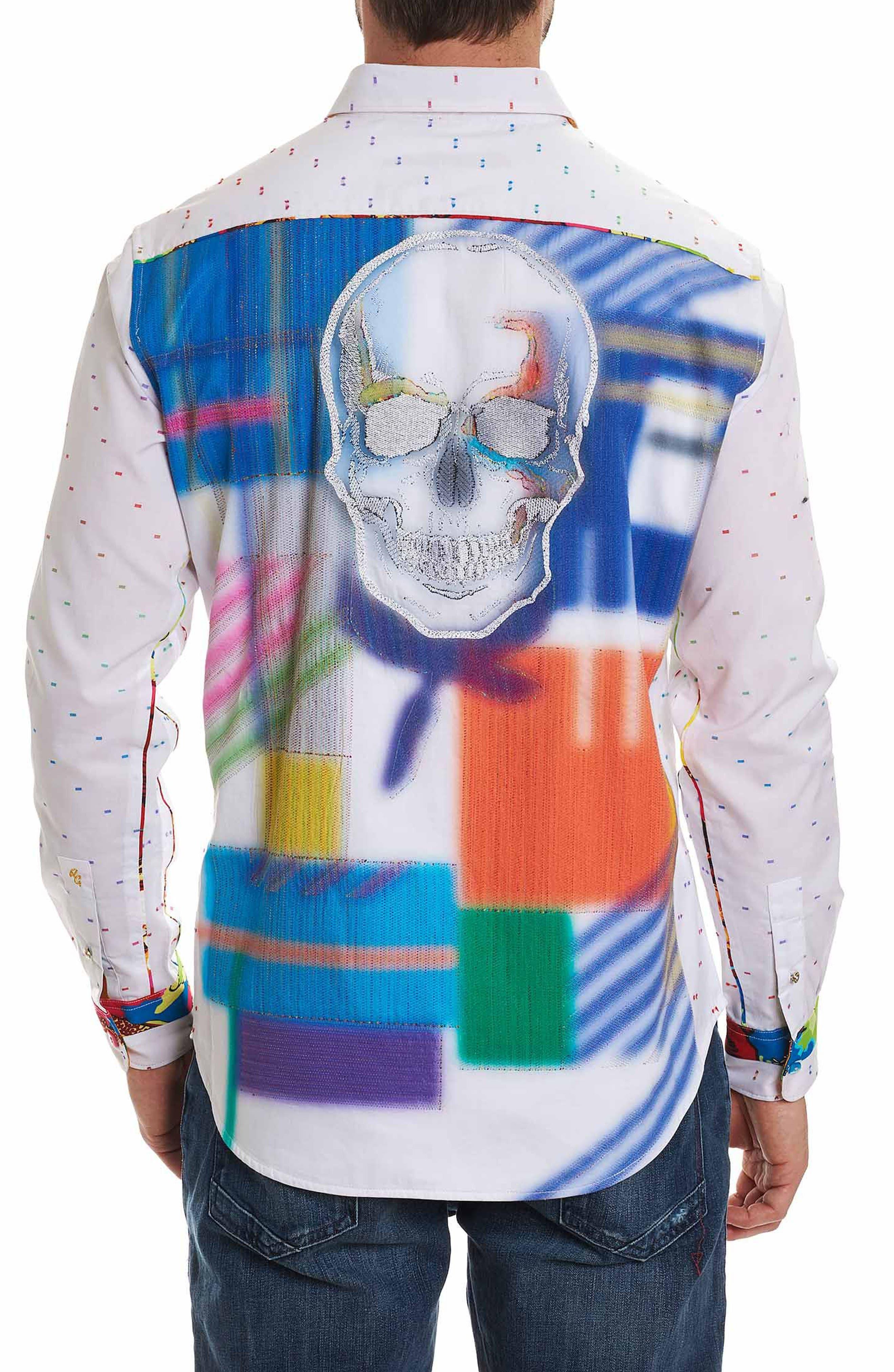 Karyan Limited Edition Classic Fit Sport Shirt,                             Alternate thumbnail 2, color,                             100