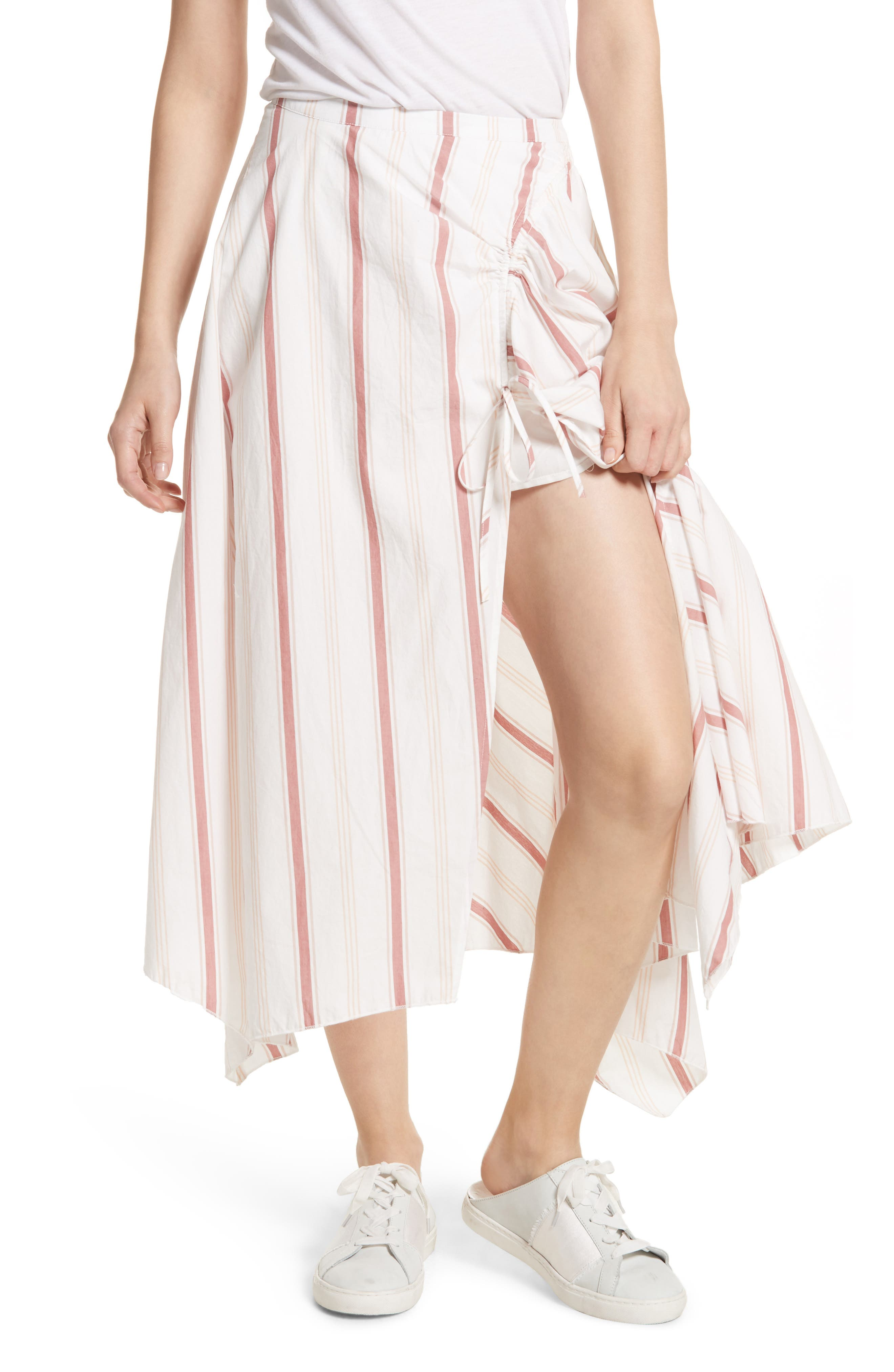 Hooked on Your Love Midi Skirt,                         Main,                         color, 903