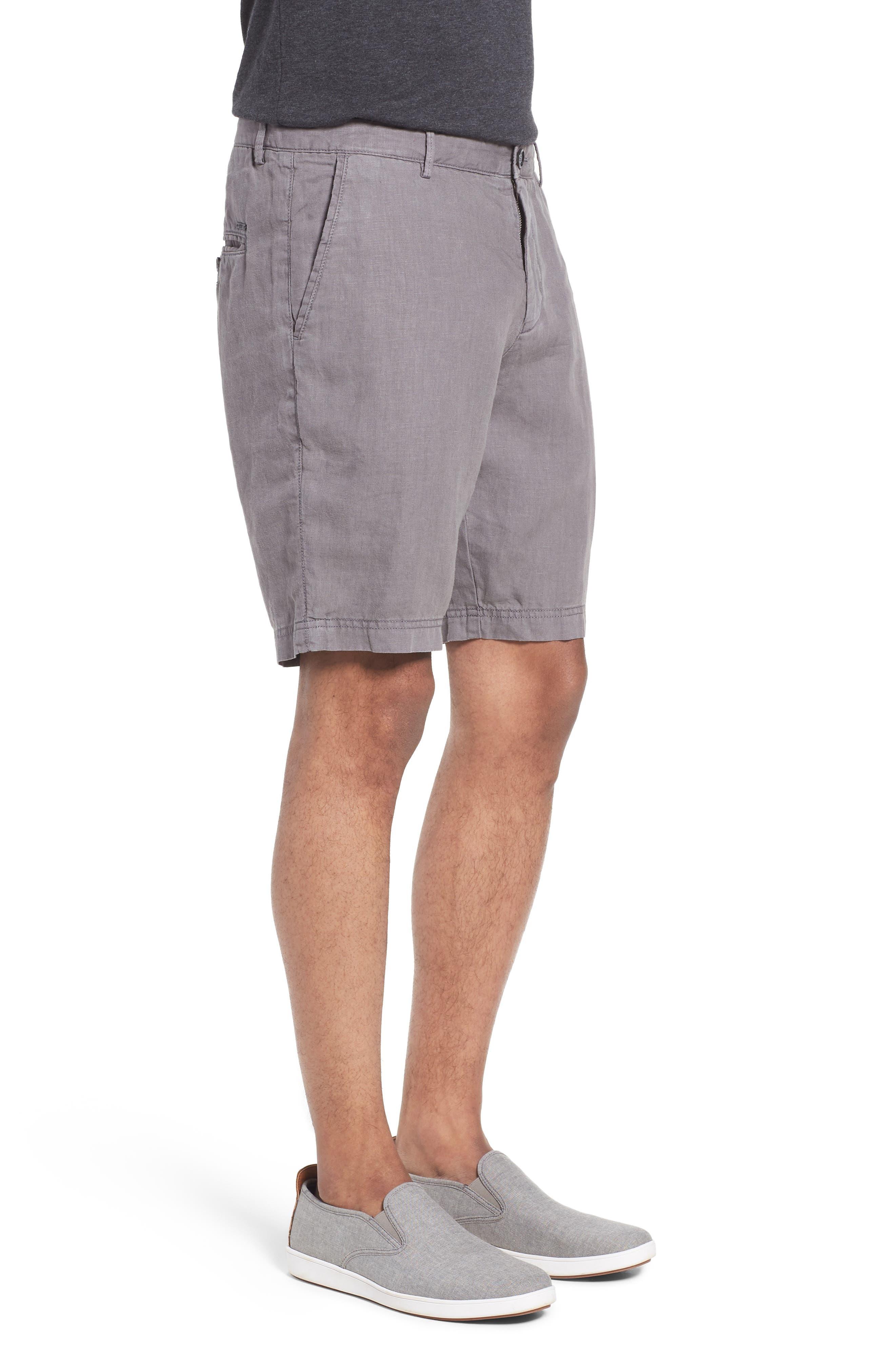 Crigan Linen Shorts,                             Alternate thumbnail 12, color,