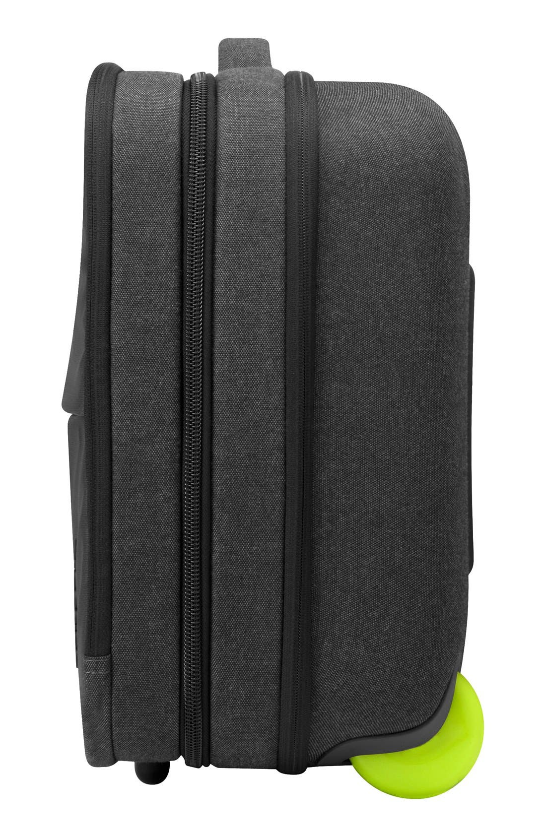 EO Wheeled Briefcase,                             Alternate thumbnail 6, color,                             001