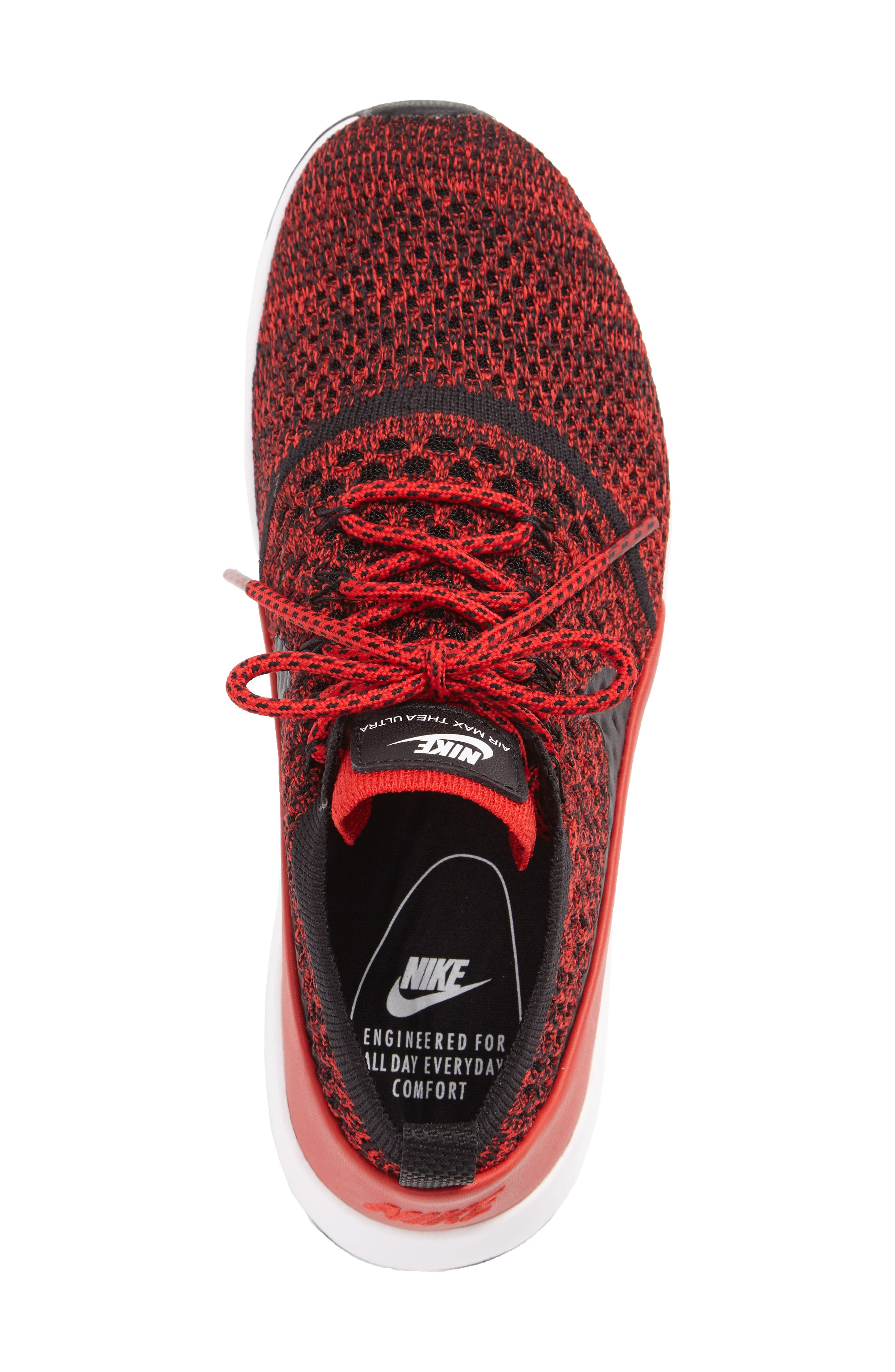 Air Max Thea Ultra Flyknit Sneaker,                             Alternate thumbnail 35, color,