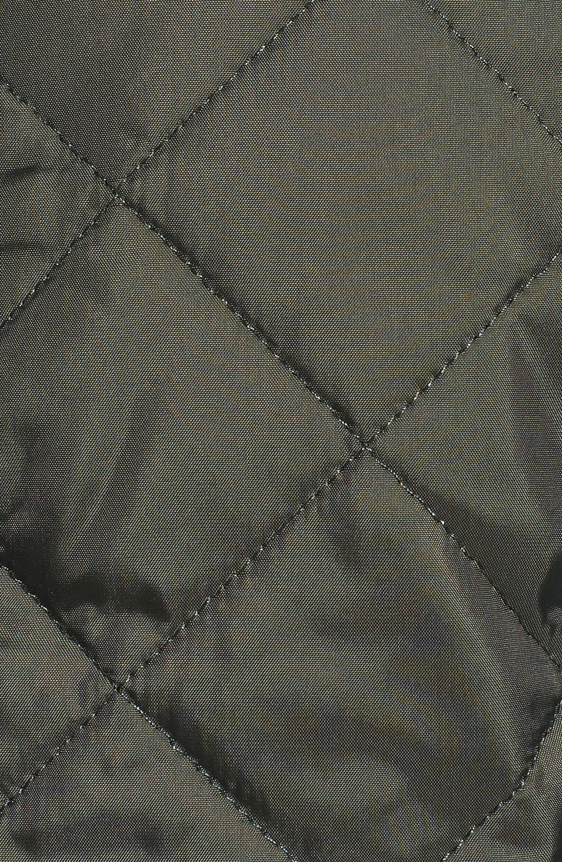 'Canterdale' Slim Fit Water-Resistant Diamond Quilted Jacket,                             Alternate thumbnail 9, color,                             305