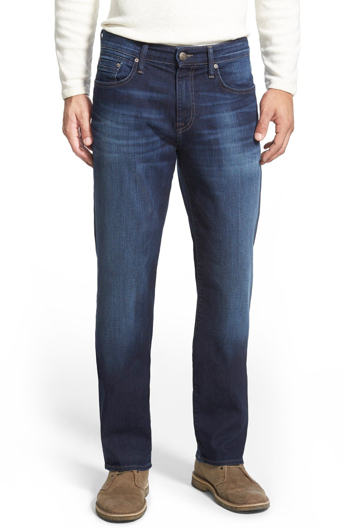 'Myles' Straight Leg Jeans,                         Main,                         color, 401