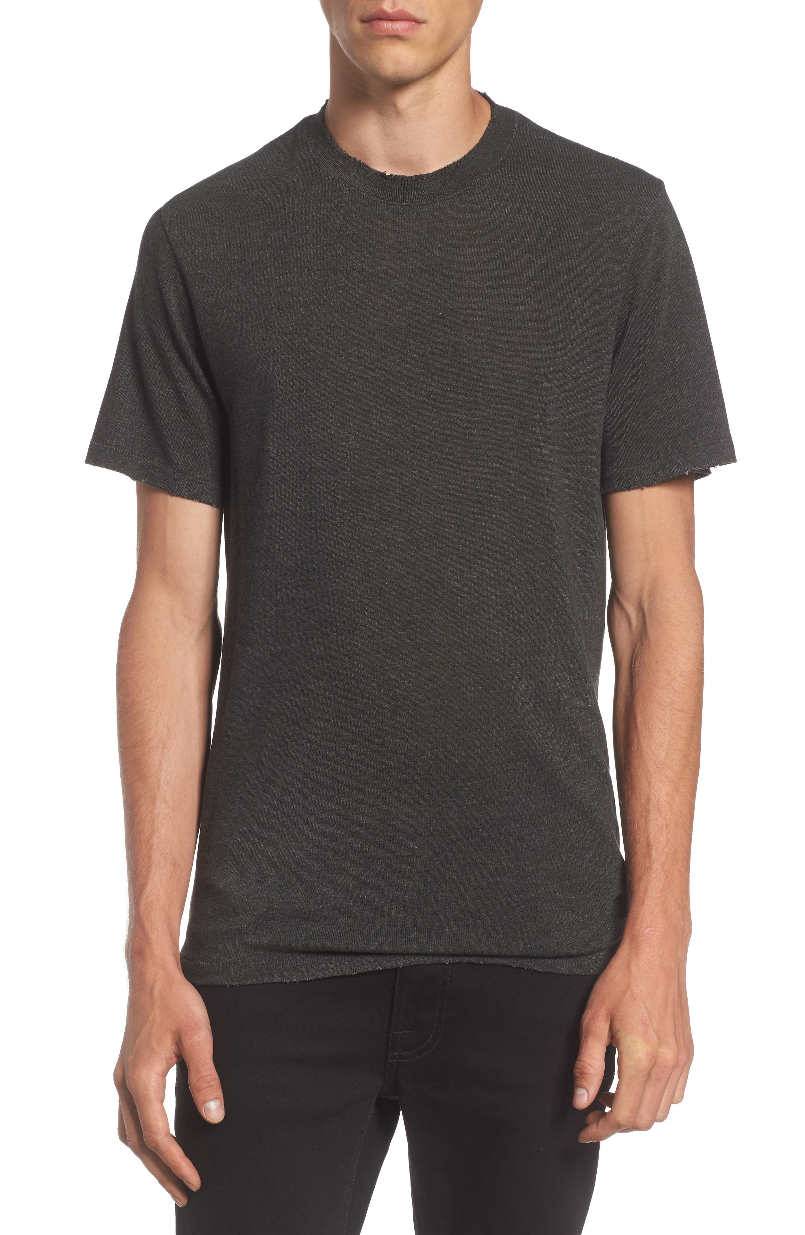 Core Crewneck T-Shirt,                             Main thumbnail 1, color,                             021