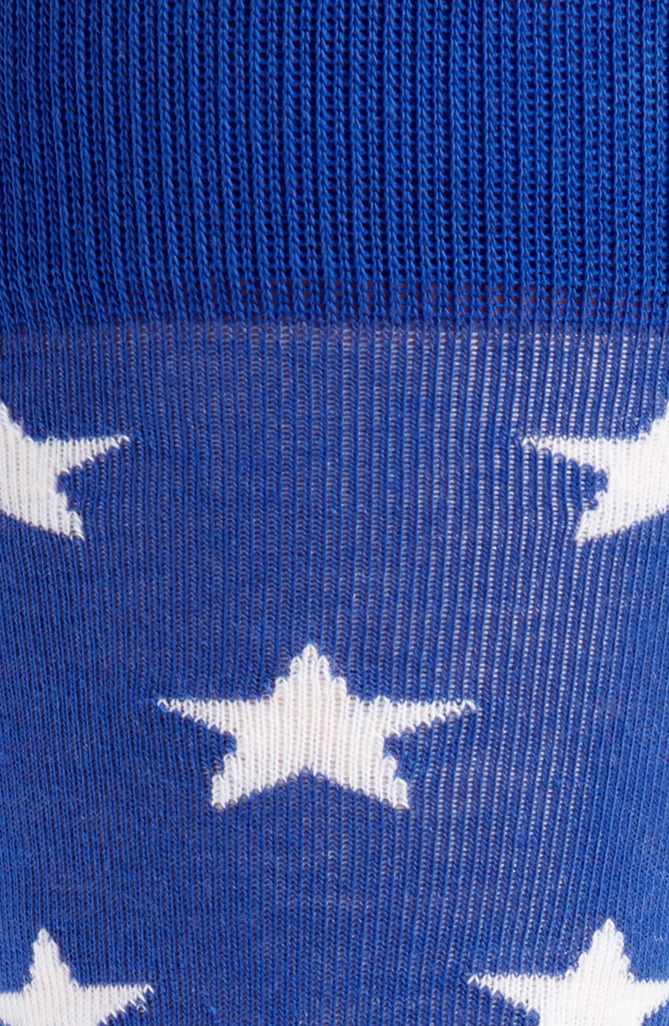 American Flag Socks,                             Alternate thumbnail 2, color,                             RED/ WHITE/ BLUE