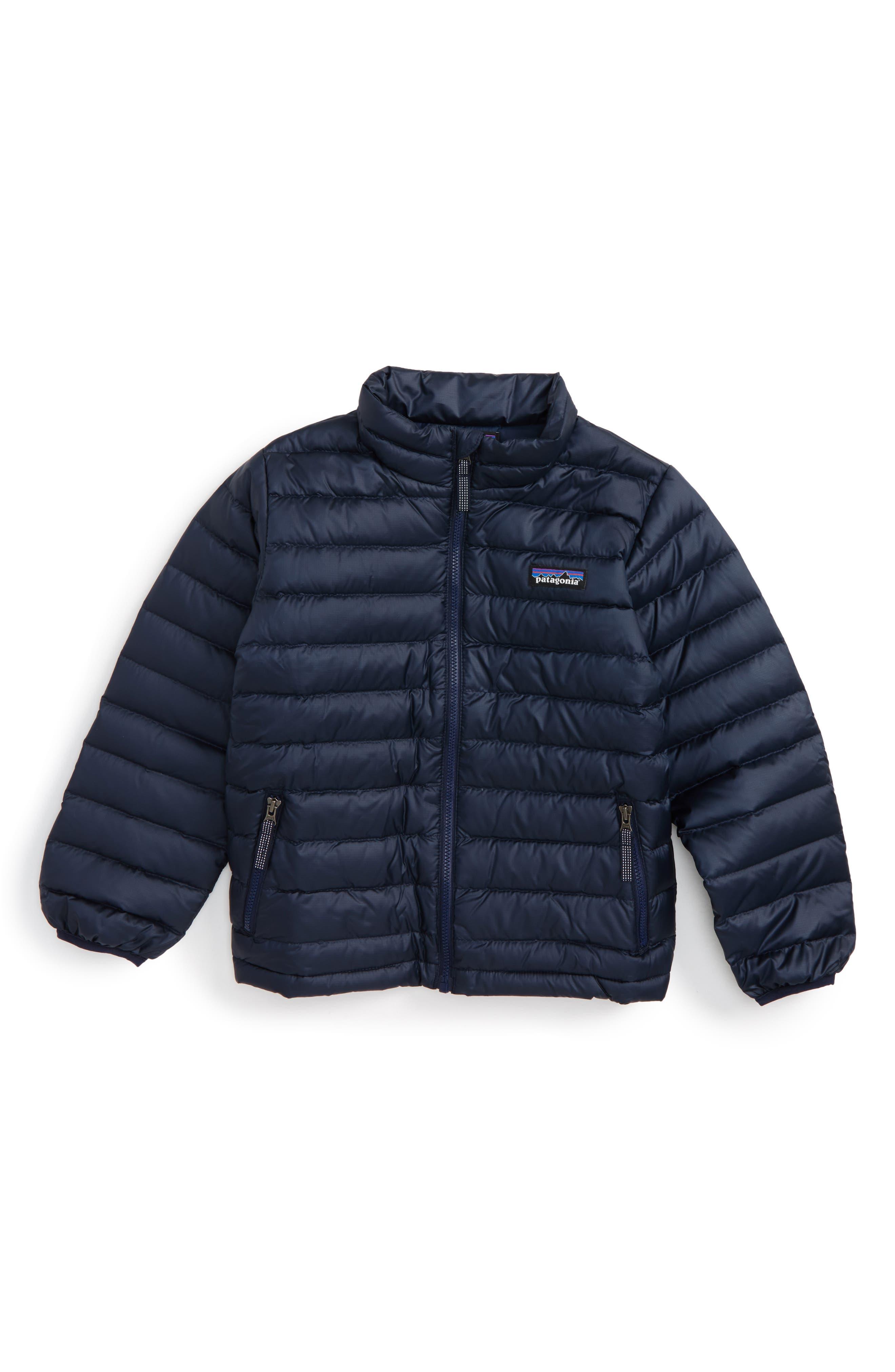 Water Repellent 600-Fill Power Down Sweater Jacket,                         Main,                         color, BALB BALKAN BLUE