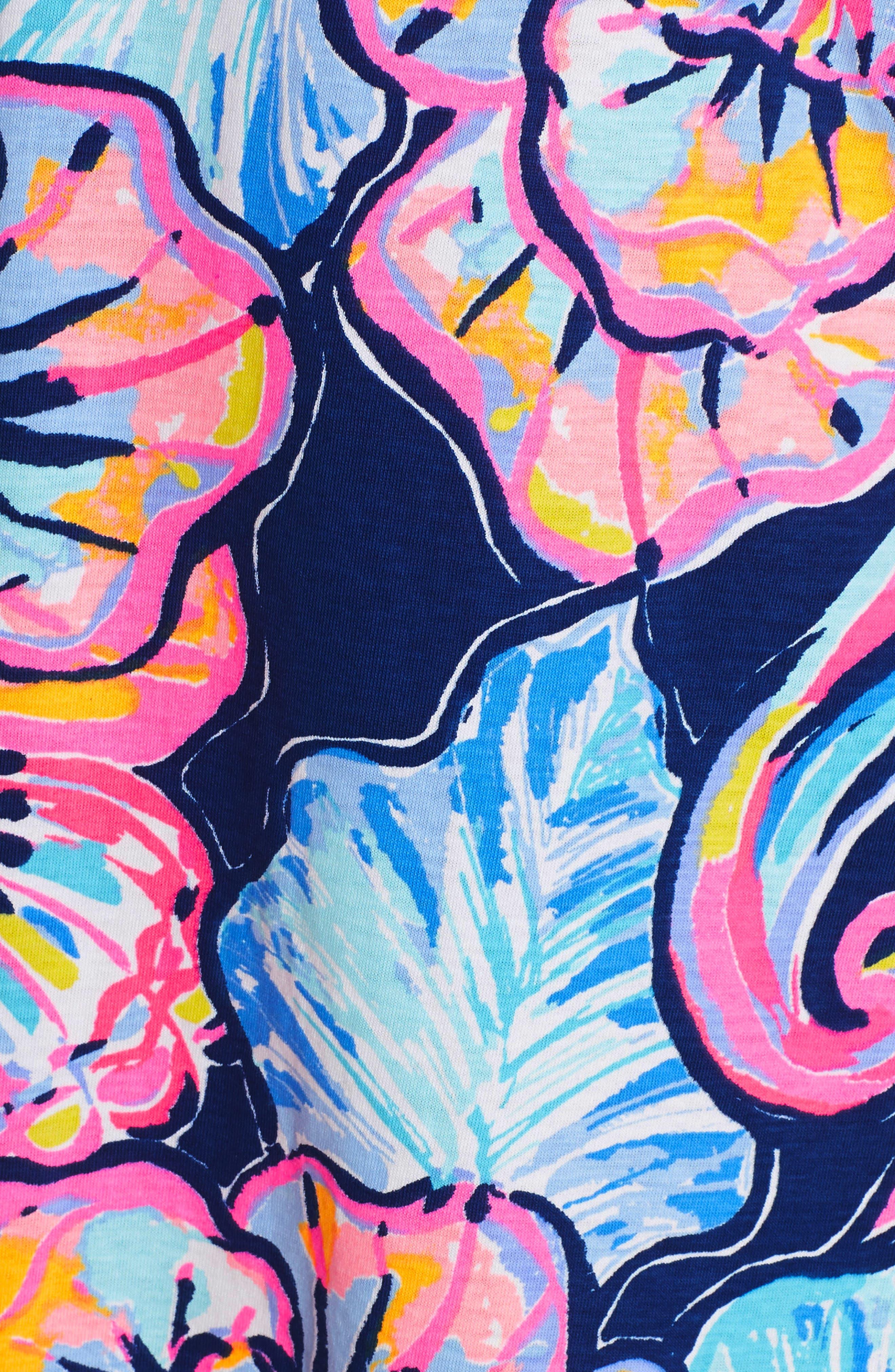 Preston Shift Dress,                             Alternate thumbnail 6, color,                             475