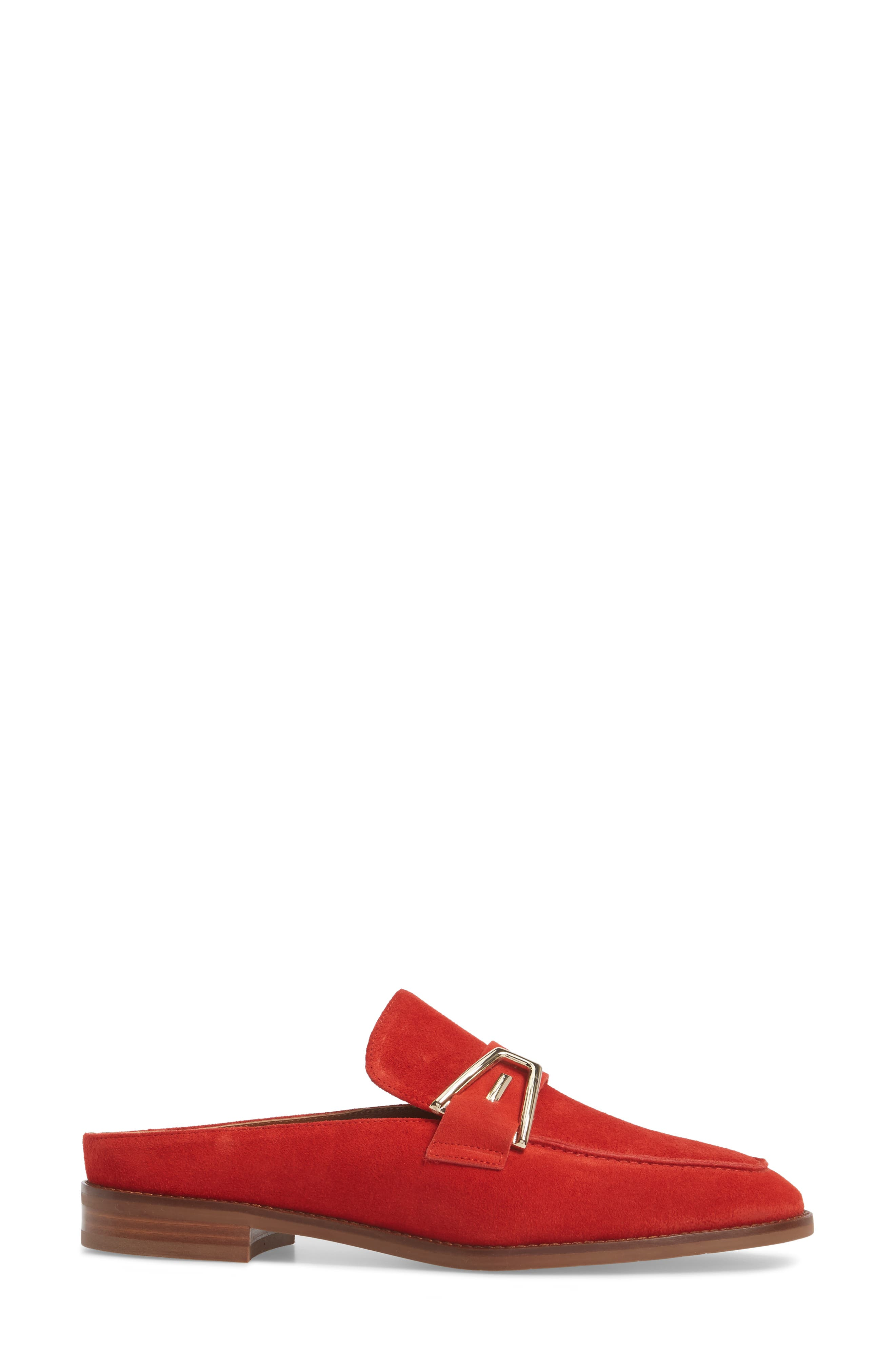 Tosca Loafer Mule,                             Alternate thumbnail 6, color,